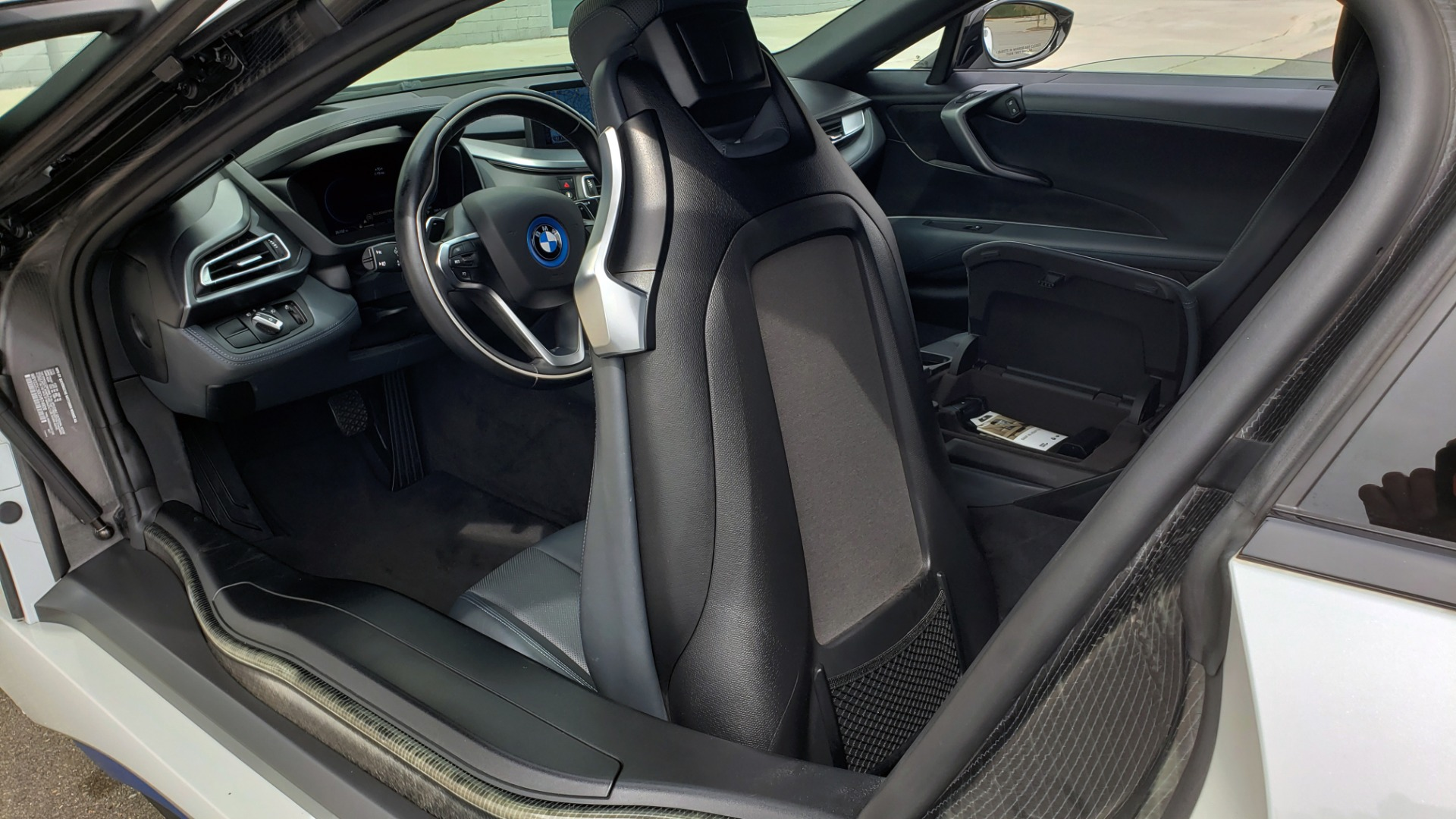 Used 2016 BMW i8 COUPE / GIGA WORLD / NAV / HUD / 20IN WHEELS / REARVIEW for sale Sold at Formula Imports in Charlotte NC 28227 60