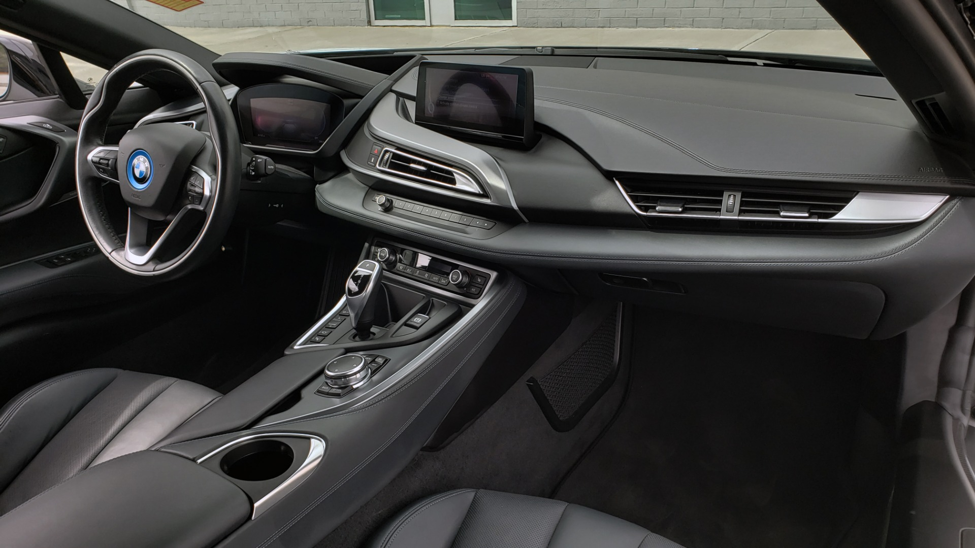 Used 2016 BMW i8 COUPE / GIGA WORLD / NAV / HUD / 20IN WHEELS / REARVIEW for sale Sold at Formula Imports in Charlotte NC 28227 65