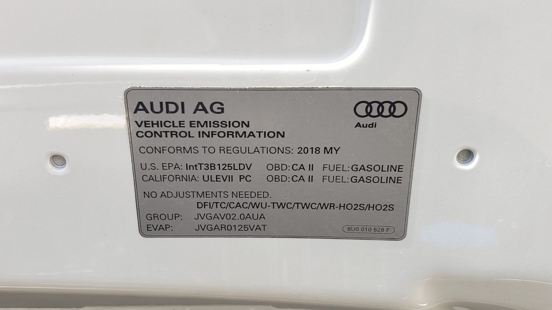 Used 2018 Audi Q3 PREMIUM PLUS 2.0T / SPORT PKG / NAV / BOSE / SUNROOF / REARVIEW for sale Sold at Formula Imports in Charlotte NC 28227 12