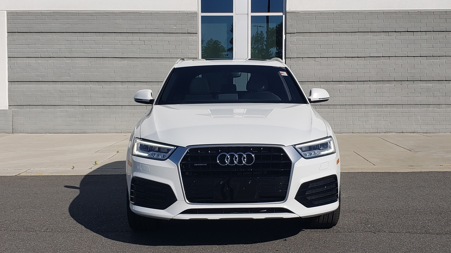 Used 2018 Audi Q3 PREMIUM PLUS 2.0T / SPORT PKG / NAV / BOSE / SUNROOF / REARVIEW for sale Sold at Formula Imports in Charlotte NC 28227 19