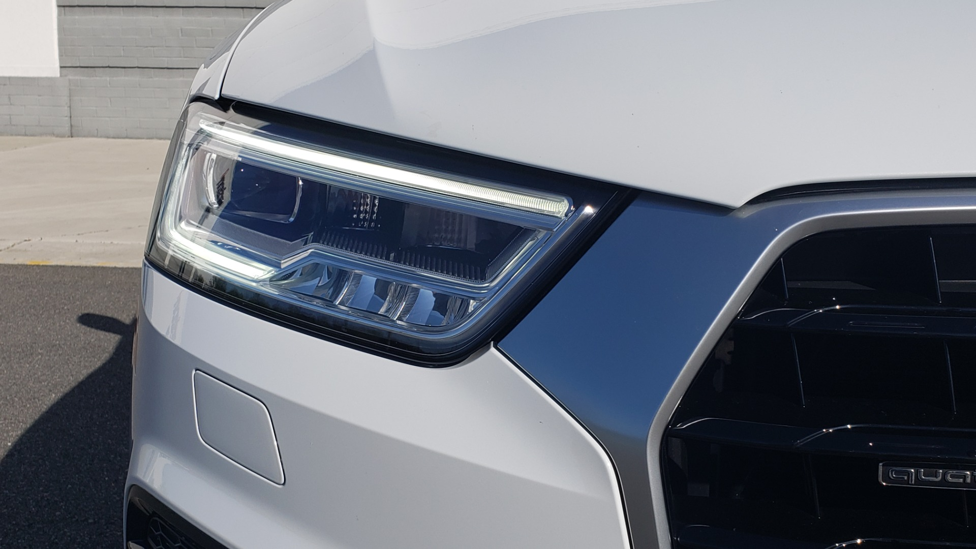 Used 2018 Audi Q3 PREMIUM PLUS 2.0T / SPORT PKG / NAV / BOSE / SUNROOF / REARVIEW for sale Sold at Formula Imports in Charlotte NC 28227 20