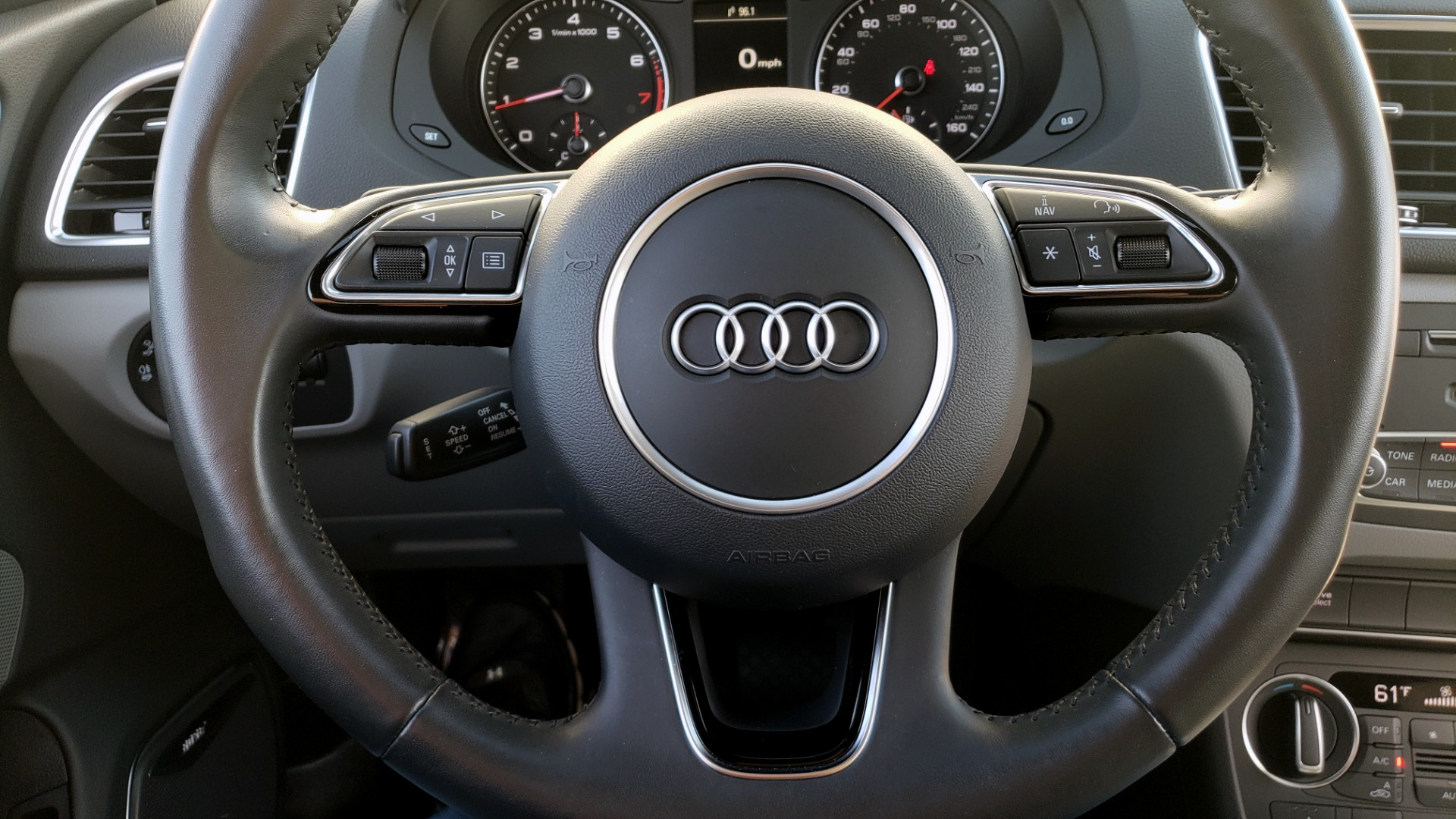 Used 2018 Audi Q3 PREMIUM PLUS 2.0T / SPORT PKG / NAV / BOSE / SUNROOF / REARVIEW for sale Sold at Formula Imports in Charlotte NC 28227 35