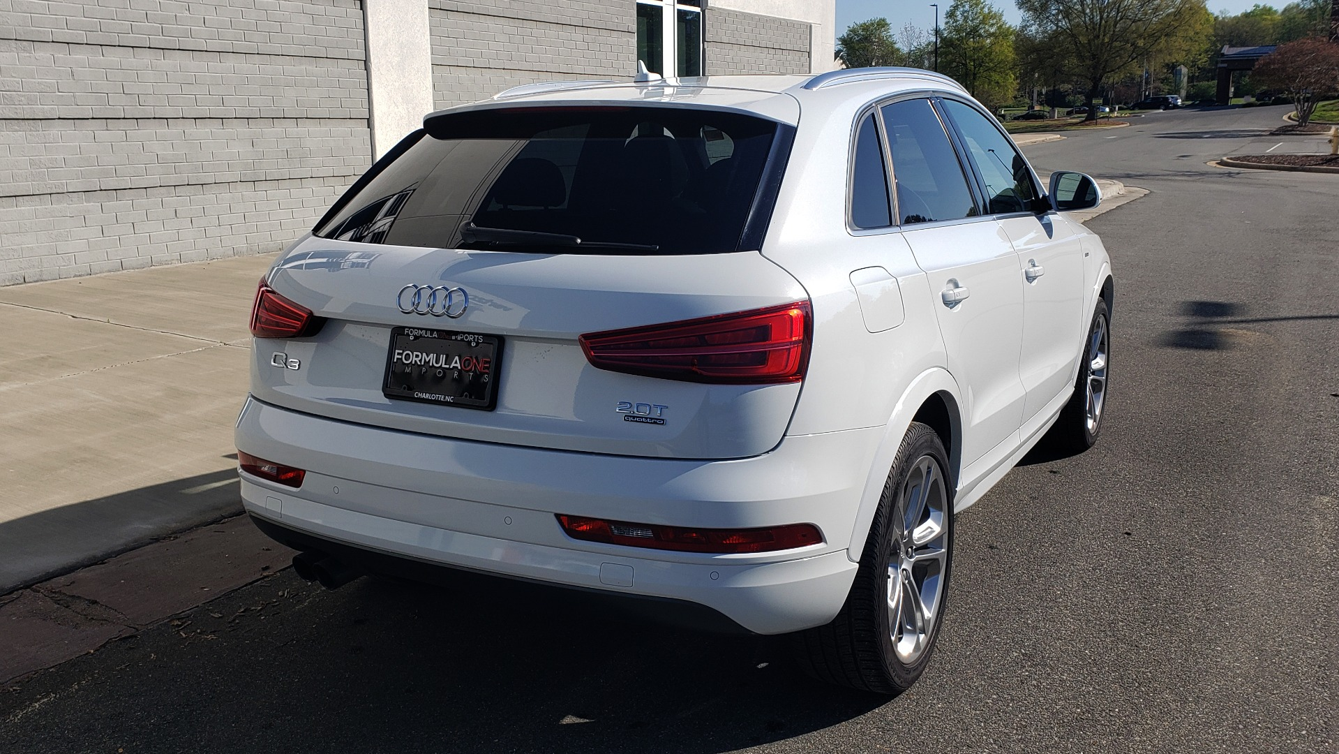 Used 2018 Audi Q3 PREMIUM PLUS 2.0T / SPORT PKG / NAV / BOSE / SUNROOF / REARVIEW for sale Sold at Formula Imports in Charlotte NC 28227 6