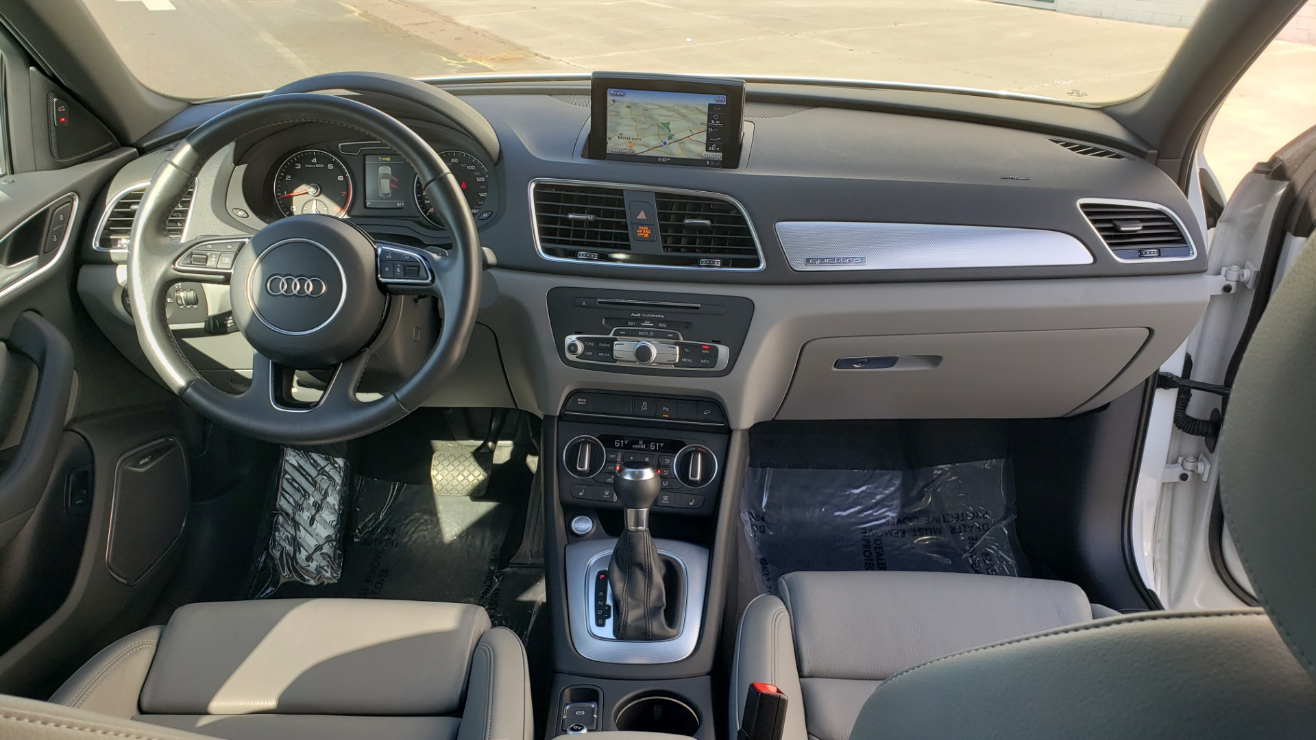Used 2018 Audi Q3 PREMIUM PLUS 2.0T / SPORT PKG / NAV / BOSE / SUNROOF / REARVIEW for sale Sold at Formula Imports in Charlotte NC 28227 70