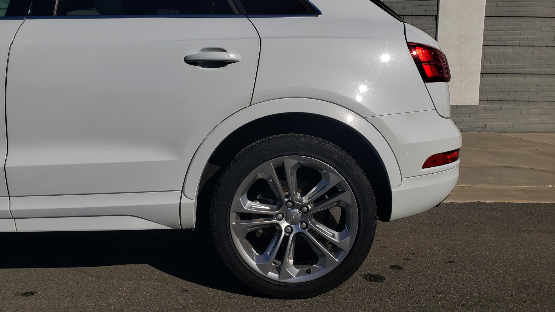 Used 2018 Audi Q3 PREMIUM PLUS 2.0T / SPORT PKG / NAV / BOSE / SUNROOF / REARVIEW for sale Sold at Formula Imports in Charlotte NC 28227 72
