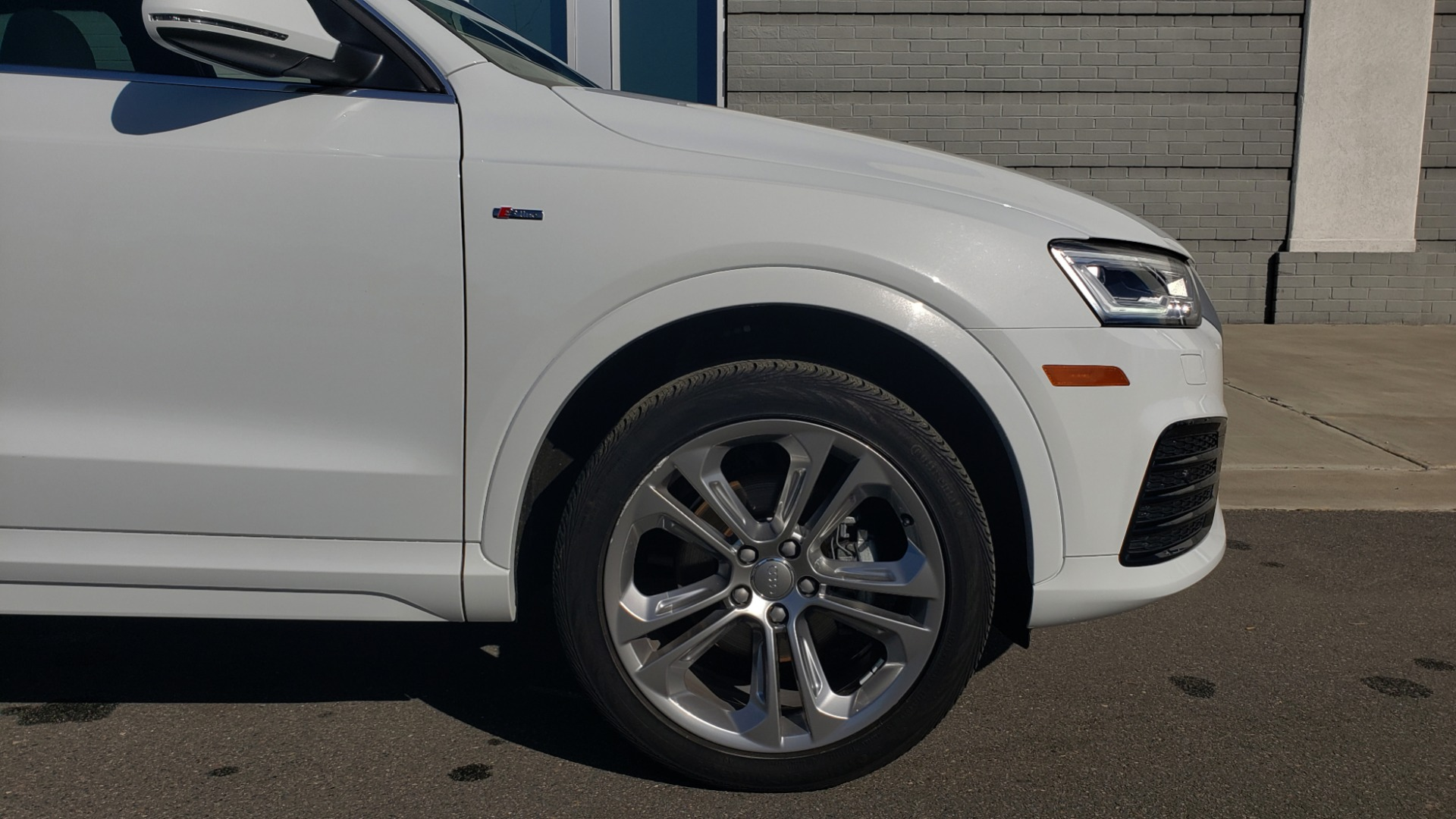 Used 2018 Audi Q3 PREMIUM PLUS 2.0T / SPORT PKG / NAV / BOSE / SUNROOF / REARVIEW for sale Sold at Formula Imports in Charlotte NC 28227 74