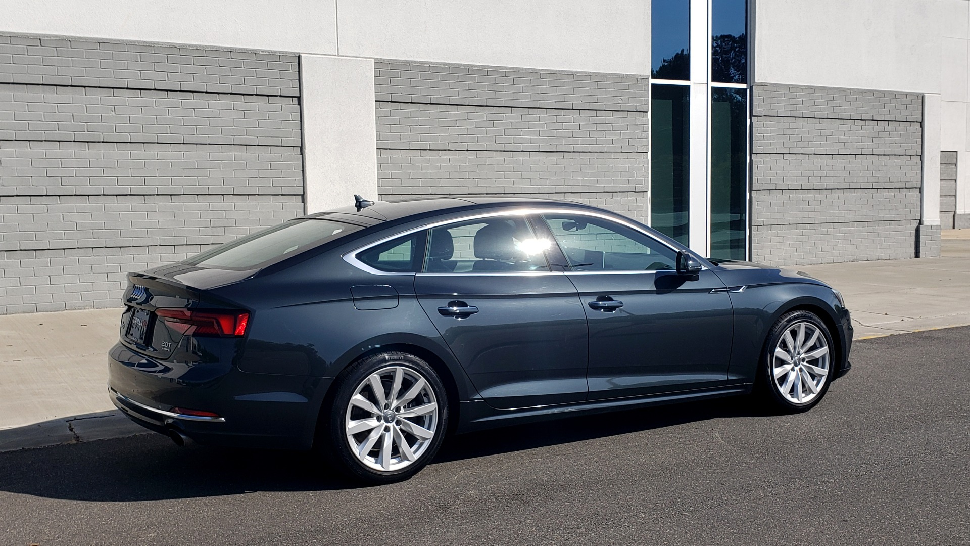 Used 2018 Audi A5 SPORTBACK PREMIUM PLUS 2.0T / AWD / NAV / B&O SND / SUNROOF / REARVIEW for sale Sold at Formula Imports in Charlotte NC 28227 12