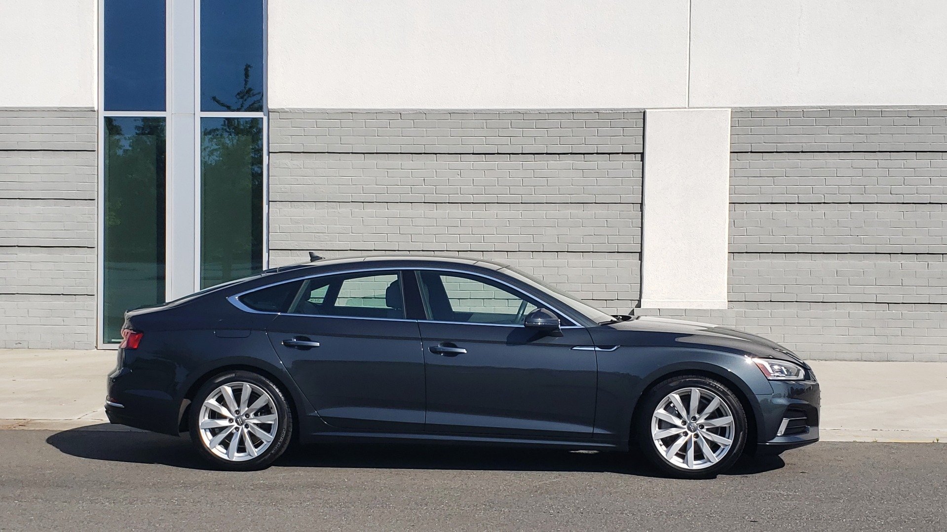 Used 2018 Audi A5 SPORTBACK PREMIUM PLUS 2.0T / AWD / NAV / B&O SND / SUNROOF / REARVIEW for sale Sold at Formula Imports in Charlotte NC 28227 13