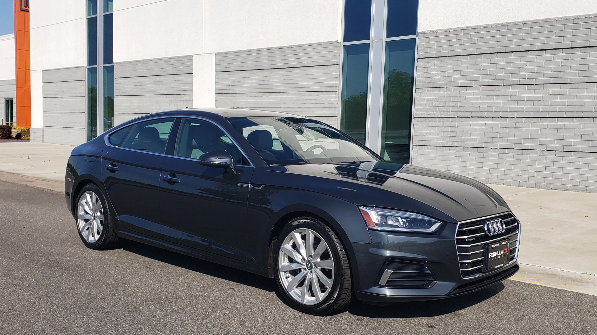 Used 2018 Audi A5 SPORTBACK PREMIUM PLUS 2.0T / AWD / NAV / B&O SND / SUNROOF / REARVIEW for sale Sold at Formula Imports in Charlotte NC 28227 14