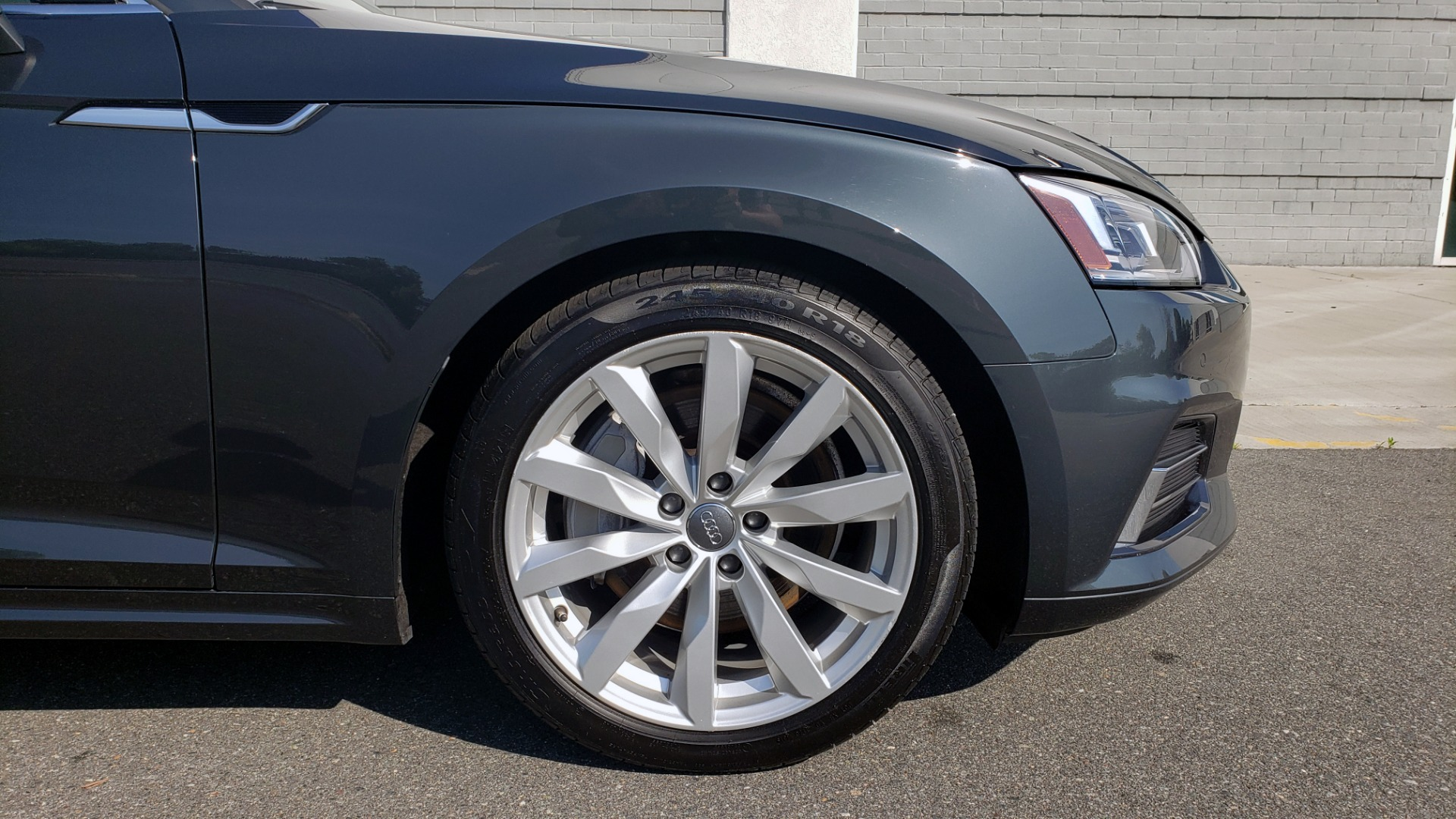 Used 2018 Audi A5 SPORTBACK PREMIUM PLUS 2.0T / AWD / NAV / B&O SND / SUNROOF / REARVIEW for sale Sold at Formula Imports in Charlotte NC 28227 16
