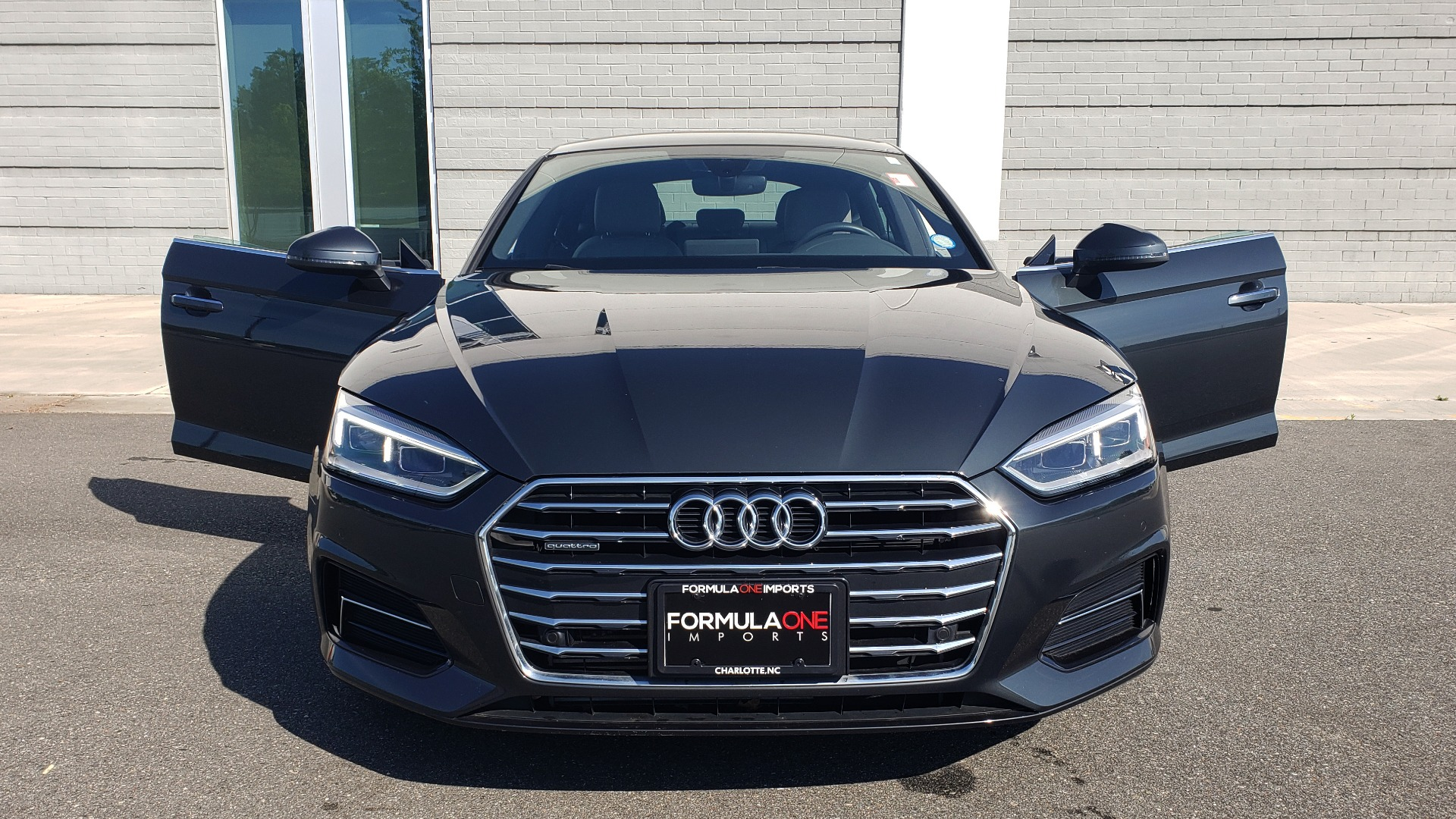 Used 2018 Audi A5 SPORTBACK PREMIUM PLUS 2.0T / AWD / NAV / B&O SND / SUNROOF / REARVIEW for sale Sold at Formula Imports in Charlotte NC 28227 26