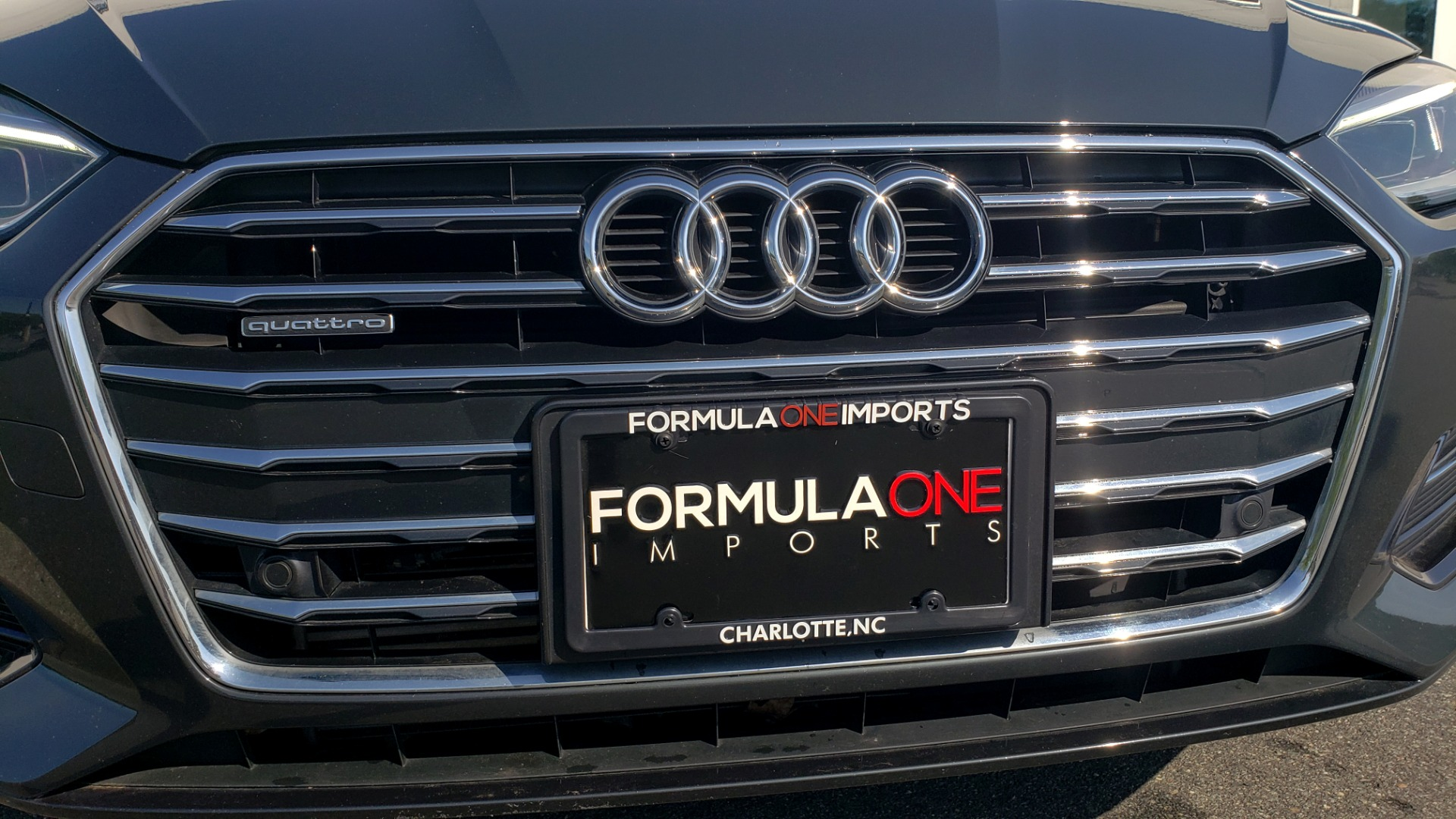Used 2018 Audi A5 SPORTBACK PREMIUM PLUS 2.0T / AWD / NAV / B&O SND / SUNROOF / REARVIEW for sale Sold at Formula Imports in Charlotte NC 28227 29