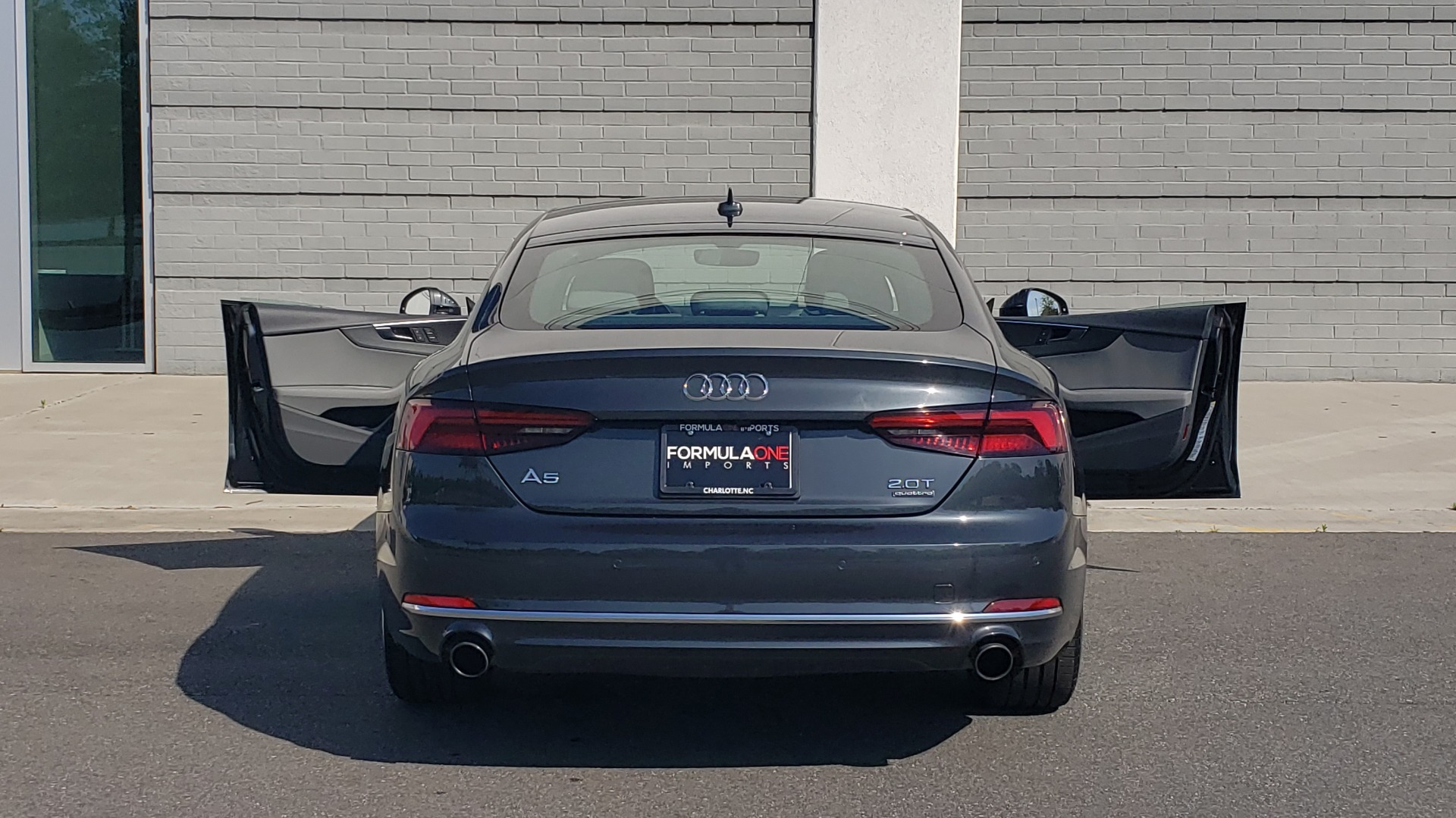Used 2018 Audi A5 SPORTBACK PREMIUM PLUS 2.0T / AWD / NAV / B&O SND / SUNROOF / REARVIEW for sale Sold at Formula Imports in Charlotte NC 28227 33