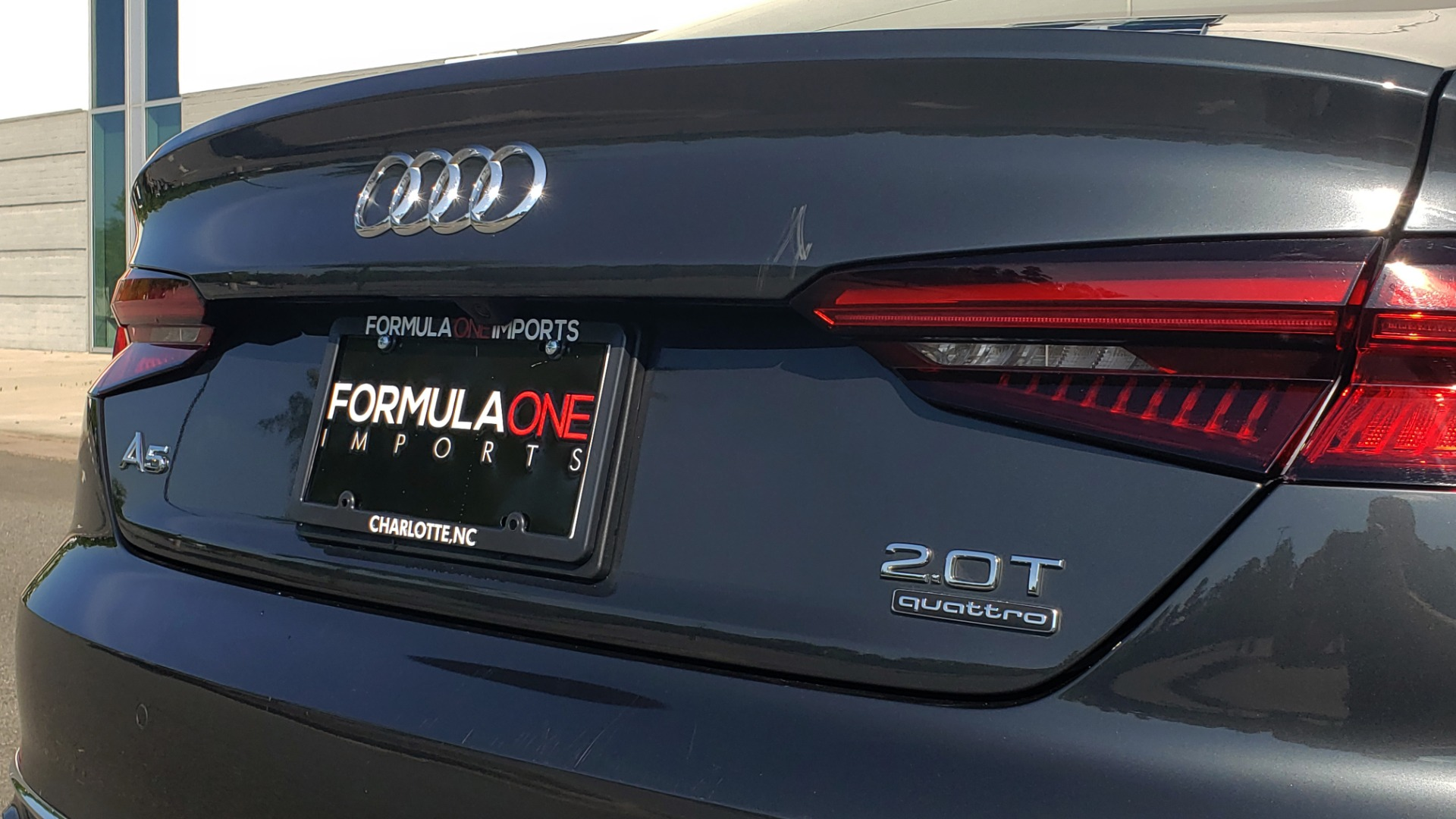 Used 2018 Audi A5 SPORTBACK PREMIUM PLUS 2.0T / AWD / NAV / B&O SND / SUNROOF / REARVIEW for sale Sold at Formula Imports in Charlotte NC 28227 36