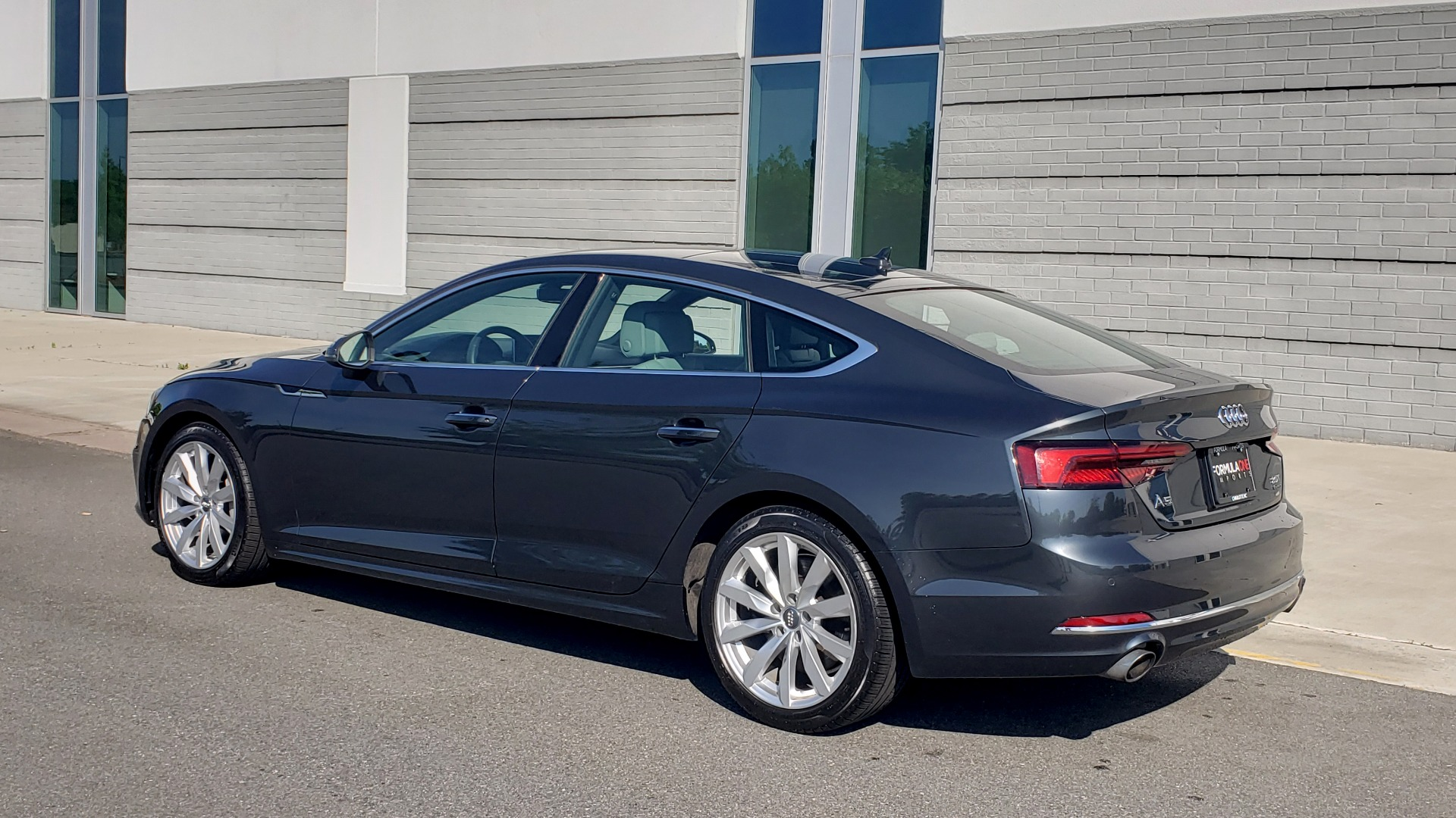 Used 2018 Audi A5 SPORTBACK PREMIUM PLUS 2.0T / AWD / NAV / B&O SND / SUNROOF / REARVIEW for sale Sold at Formula Imports in Charlotte NC 28227 5