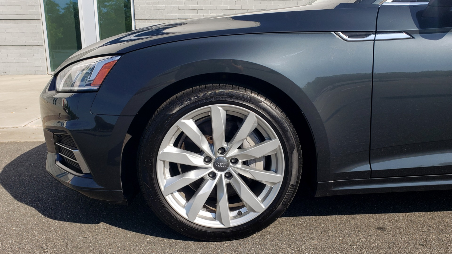 Used 2018 Audi A5 SPORTBACK PREMIUM PLUS 2.0T / AWD / NAV / B&O SND / SUNROOF / REARVIEW for sale Sold at Formula Imports in Charlotte NC 28227 8