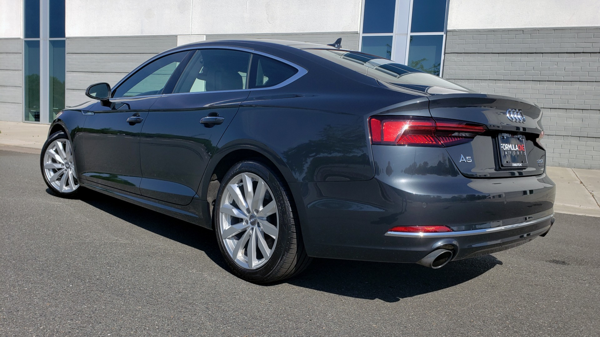 Used 2018 Audi A5 SPORTBACK PREMIUM PLUS 2.0T / AWD / NAV / B&O SND / SUNROOF / REARVIEW for sale Sold at Formula Imports in Charlotte NC 28227 85