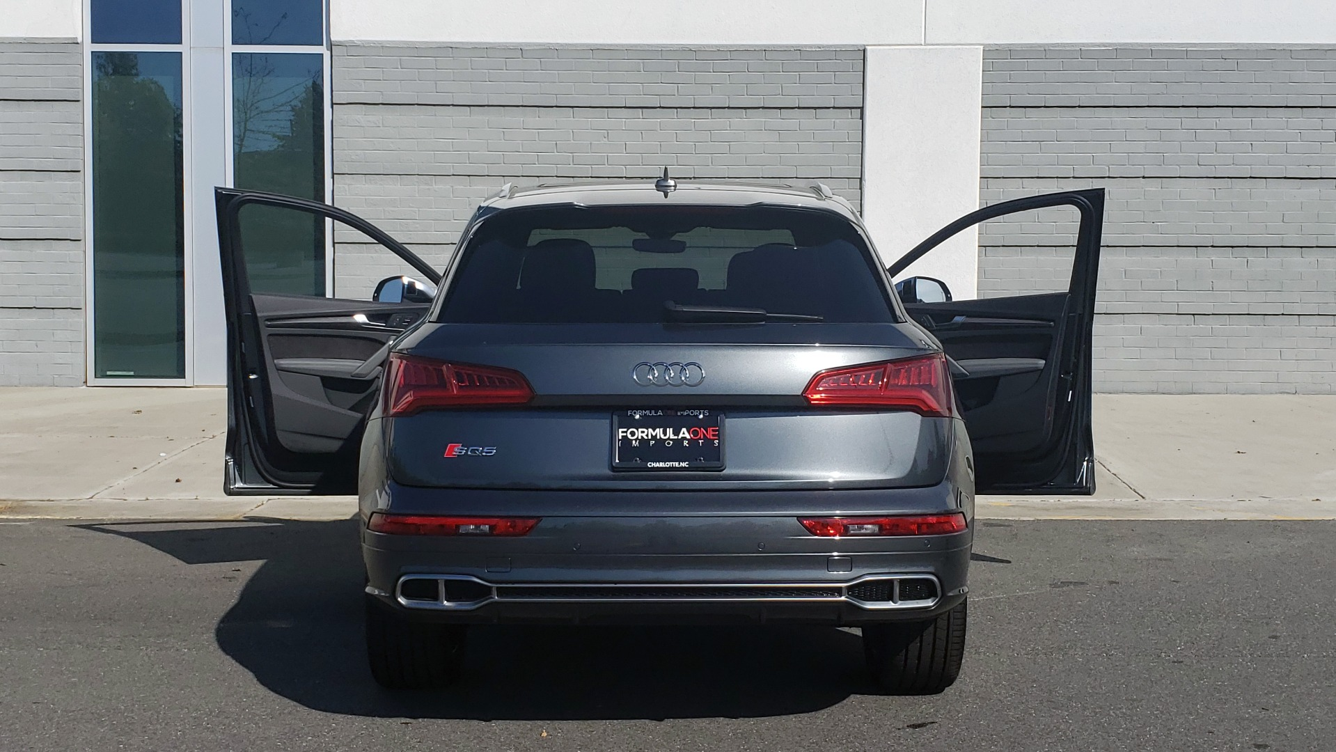 Used 2018 Audi SQ5 PREMIUM PLUS SPORT / NAV / B&O SND / SUNROOF / REARVIEW for sale Sold at Formula Imports in Charlotte NC 28227 25