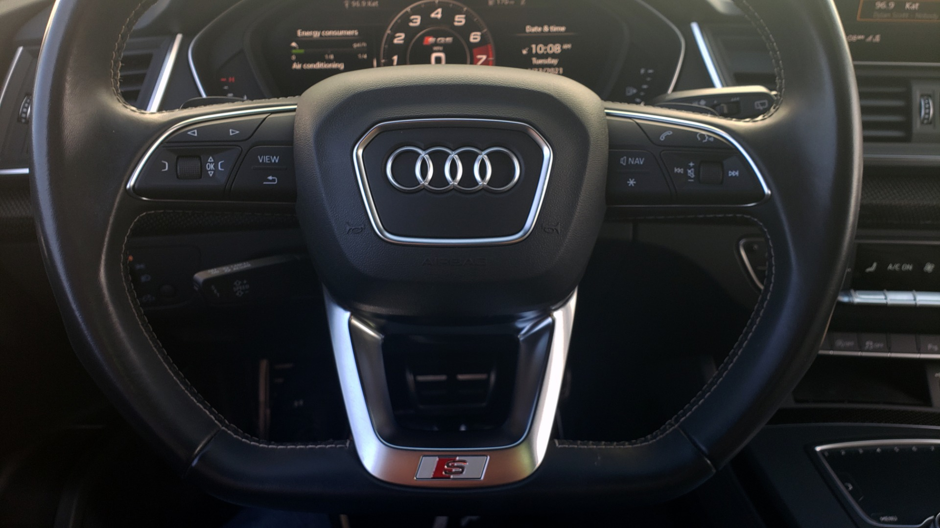 Used 2018 Audi SQ5 PREMIUM PLUS SPORT / NAV / B&O SND / SUNROOF / REARVIEW for sale Sold at Formula Imports in Charlotte NC 28227 37