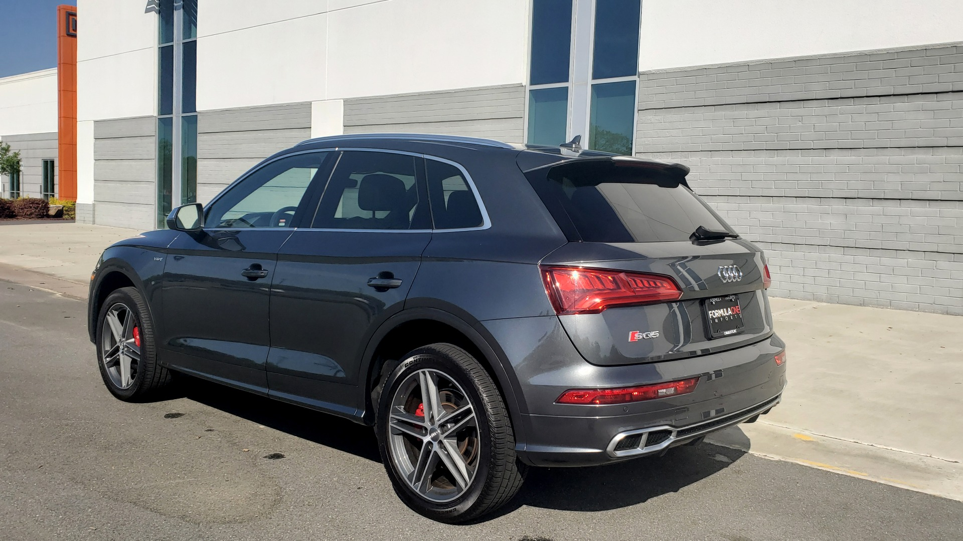Used 2018 Audi SQ5 PREMIUM PLUS SPORT / NAV / B&O SND / SUNROOF / REARVIEW for sale Sold at Formula Imports in Charlotte NC 28227 5