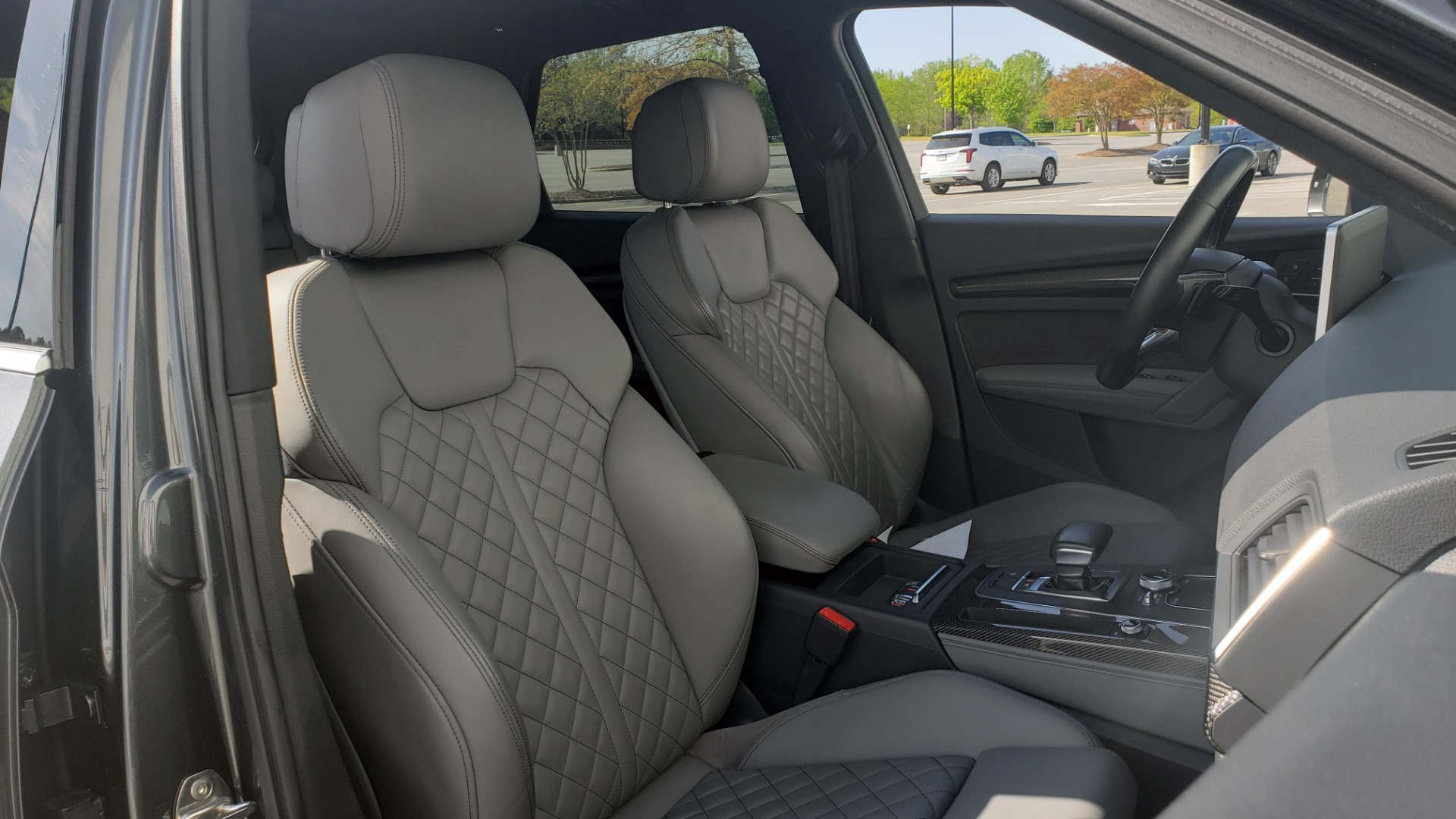 Used 2018 Audi SQ5 PREMIUM PLUS SPORT / NAV / B&O SND / SUNROOF / REARVIEW for sale Sold at Formula Imports in Charlotte NC 28227 60