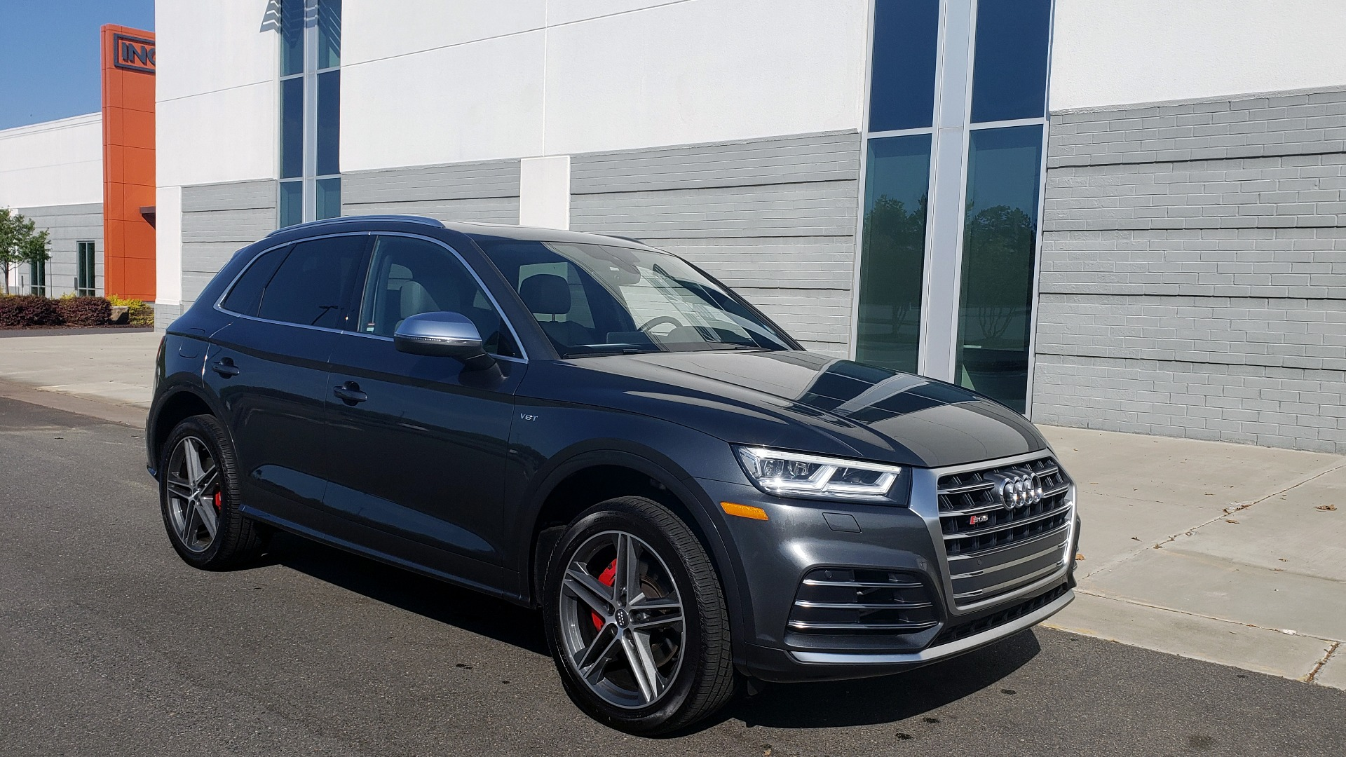 Used 2018 Audi SQ5 PREMIUM PLUS SPORT / NAV / B&O SND / SUNROOF / REARVIEW for sale Sold at Formula Imports in Charlotte NC 28227 7