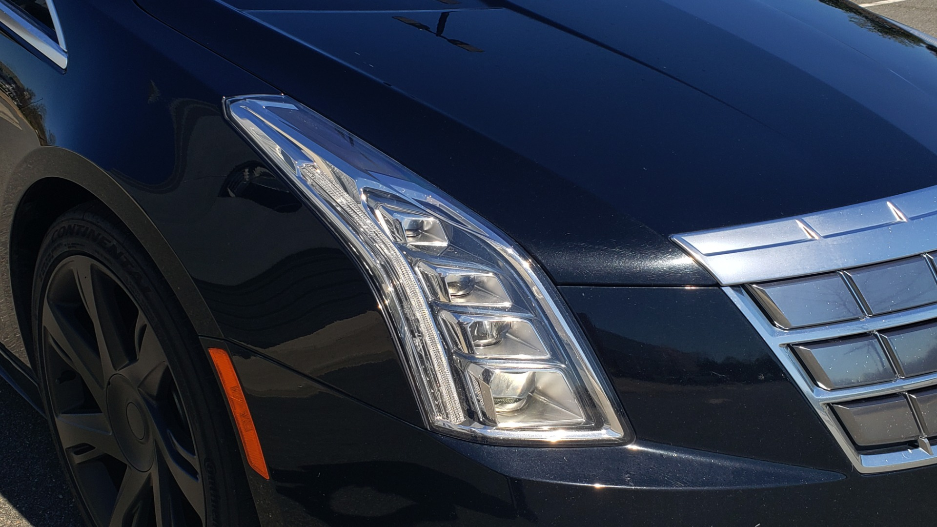 Used 2014 Cadillac ELR 2DR COUPE / HYBRID / NAV / BOSE / HEATED SEATS / REARVIEW for sale $19,995 at Formula Imports in Charlotte NC 28227 20