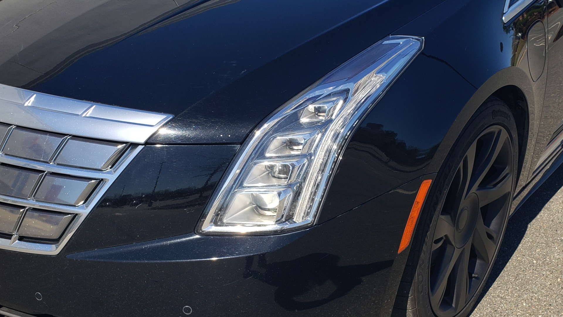 Used 2014 Cadillac ELR 2DR COUPE / HYBRID / NAV / BOSE / HEATED SEATS / REARVIEW for sale $19,995 at Formula Imports in Charlotte NC 28227 21