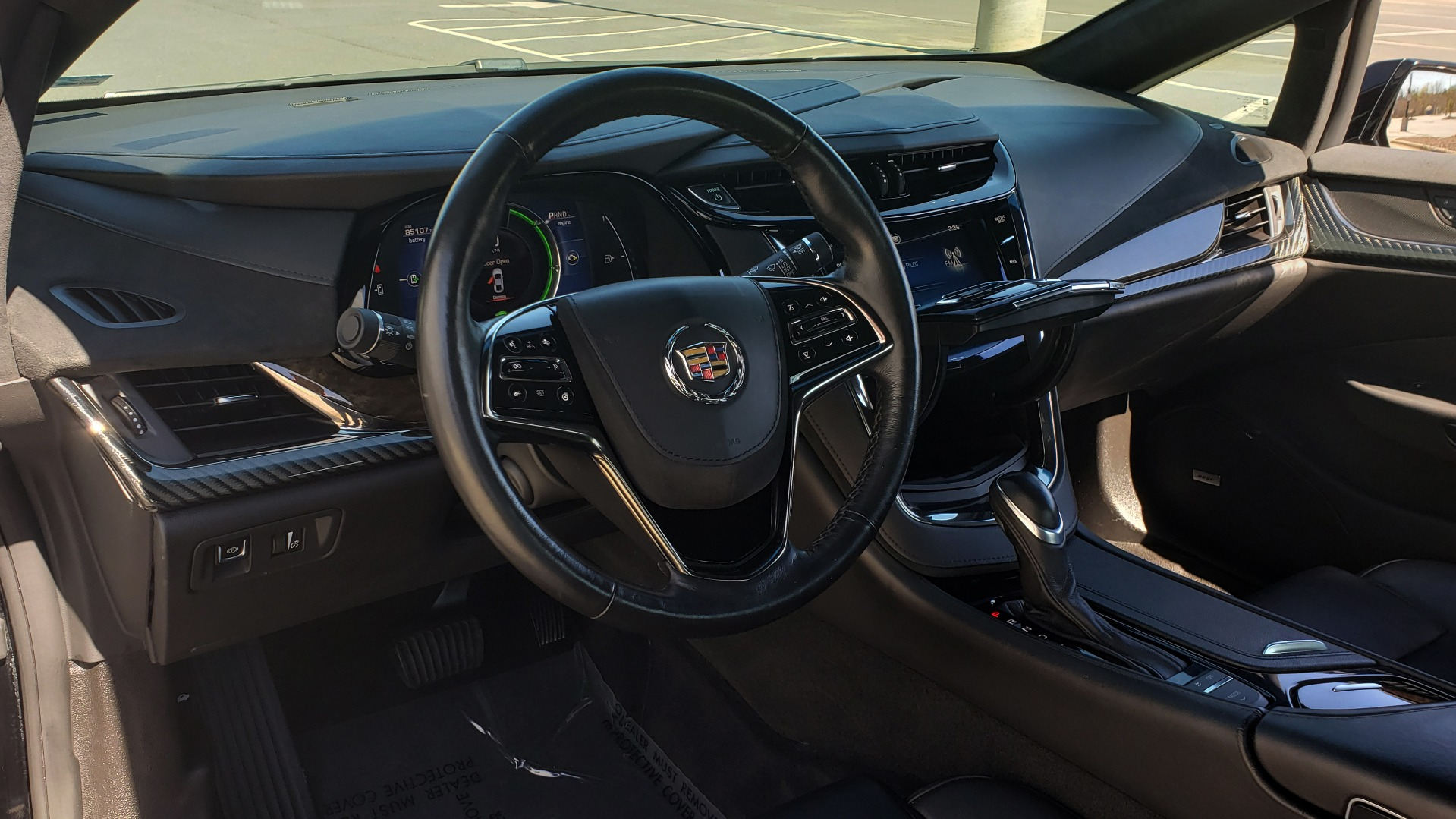 Used 2014 Cadillac ELR 2DR COUPE / HYBRID / NAV / BOSE / HEATED SEATS / REARVIEW for sale $19,995 at Formula Imports in Charlotte NC 28227 33