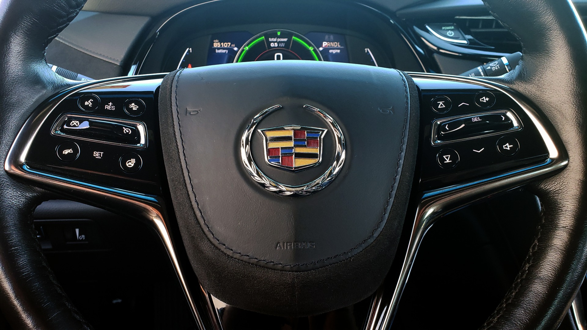 Used 2014 Cadillac ELR 2DR COUPE / HYBRID / NAV / BOSE / HEATED SEATS / REARVIEW for sale $19,995 at Formula Imports in Charlotte NC 28227 38