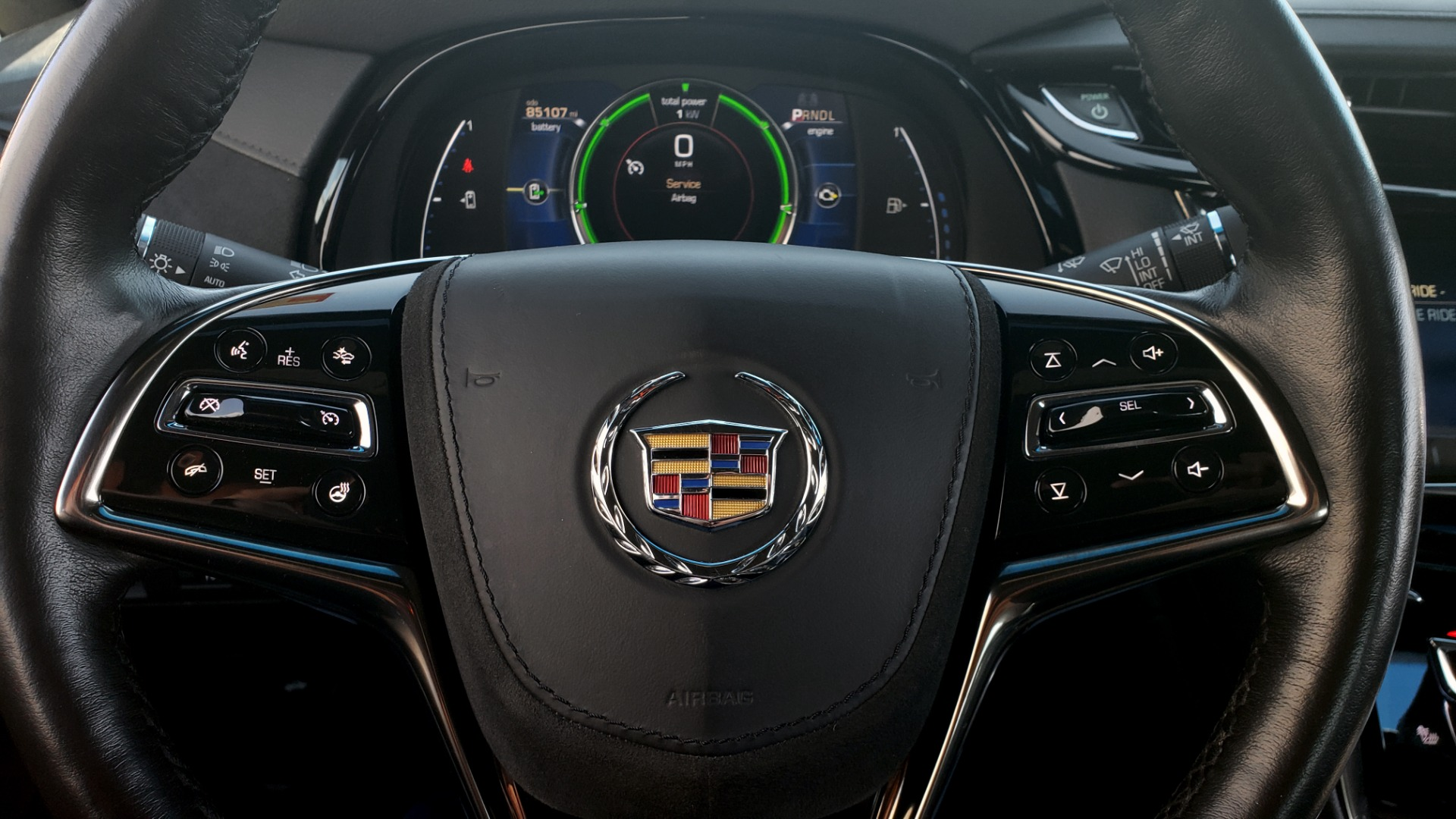 Used 2014 Cadillac ELR 2DR COUPE / HYBRID / NAV / BOSE / HEATED SEATS / REARVIEW for sale $19,995 at Formula Imports in Charlotte NC 28227 39