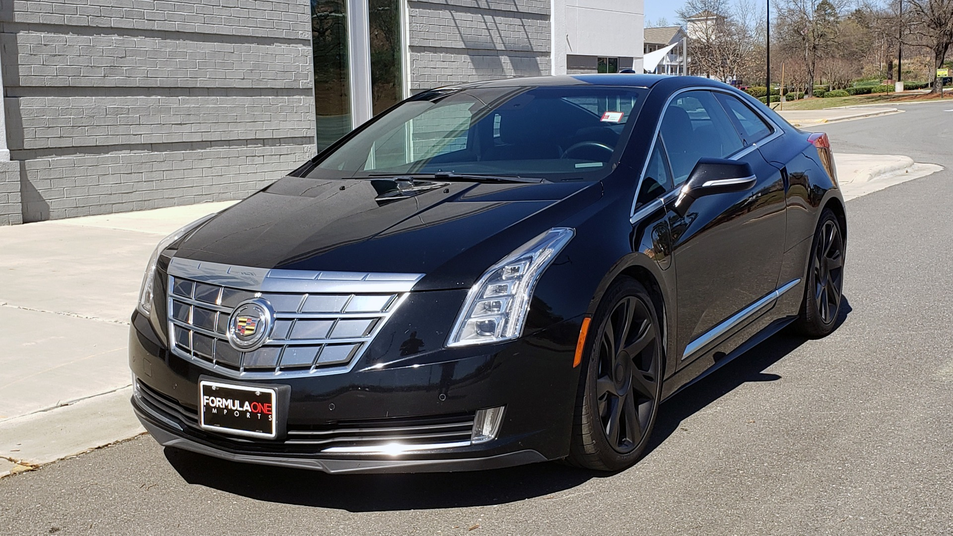 Used 2014 Cadillac ELR 2DR COUPE / HYBRID / NAV / BOSE / HEATED SEATS / REARVIEW for sale $19,995 at Formula Imports in Charlotte NC 28227 1