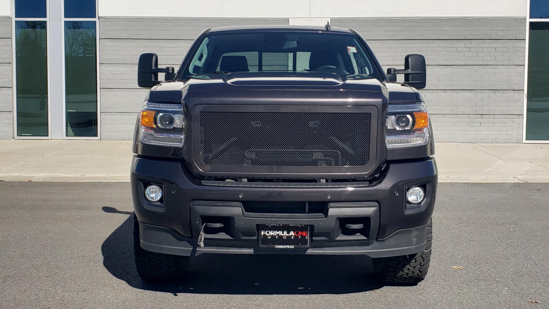 Used 2015 GMC SIERRA 2500HD DENALI 4WD CREWCAB / 6.6L DURAMAX / 6-SPD AUTO / NAV / BOSE for sale $50,995 at Formula Imports in Charlotte NC 28227 22