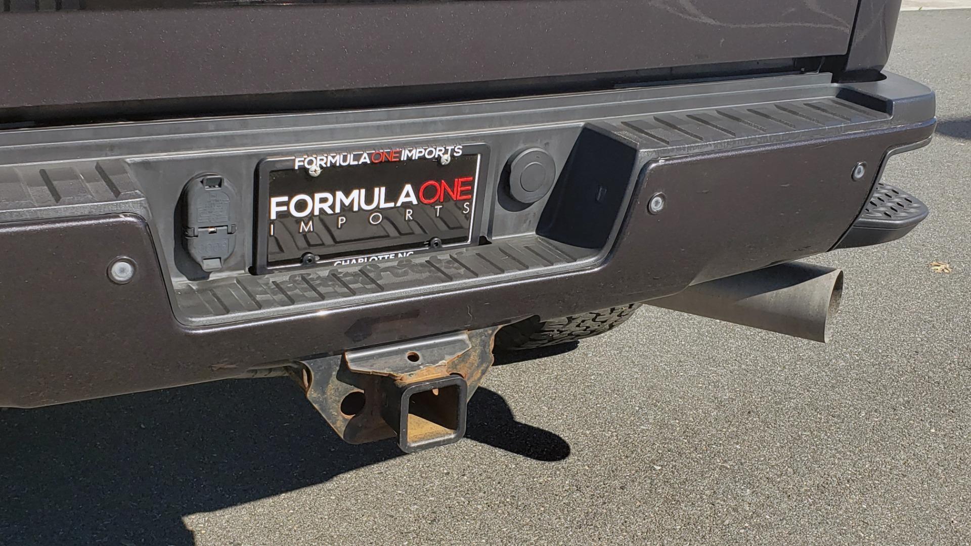 Used 2015 GMC SIERRA 2500HD DENALI 4WD CREWCAB / 6.6L DURAMAX / 6-SPD AUTO / NAV / BOSE for sale $50,995 at Formula Imports in Charlotte NC 28227 34