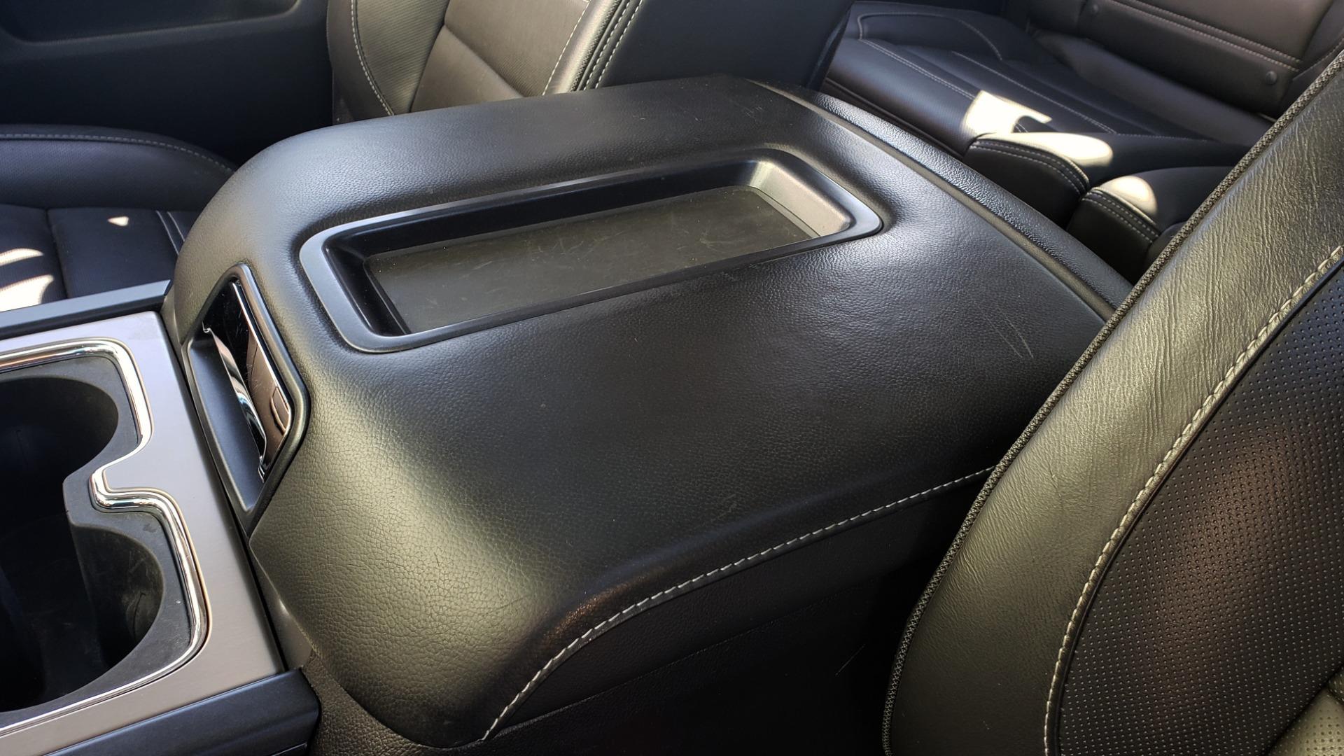 Used 2015 GMC SIERRA 2500HD DENALI 4WD CREWCAB / 6.6L DURAMAX / 6-SPD AUTO / NAV / BOSE for sale $50,995 at Formula Imports in Charlotte NC 28227 42