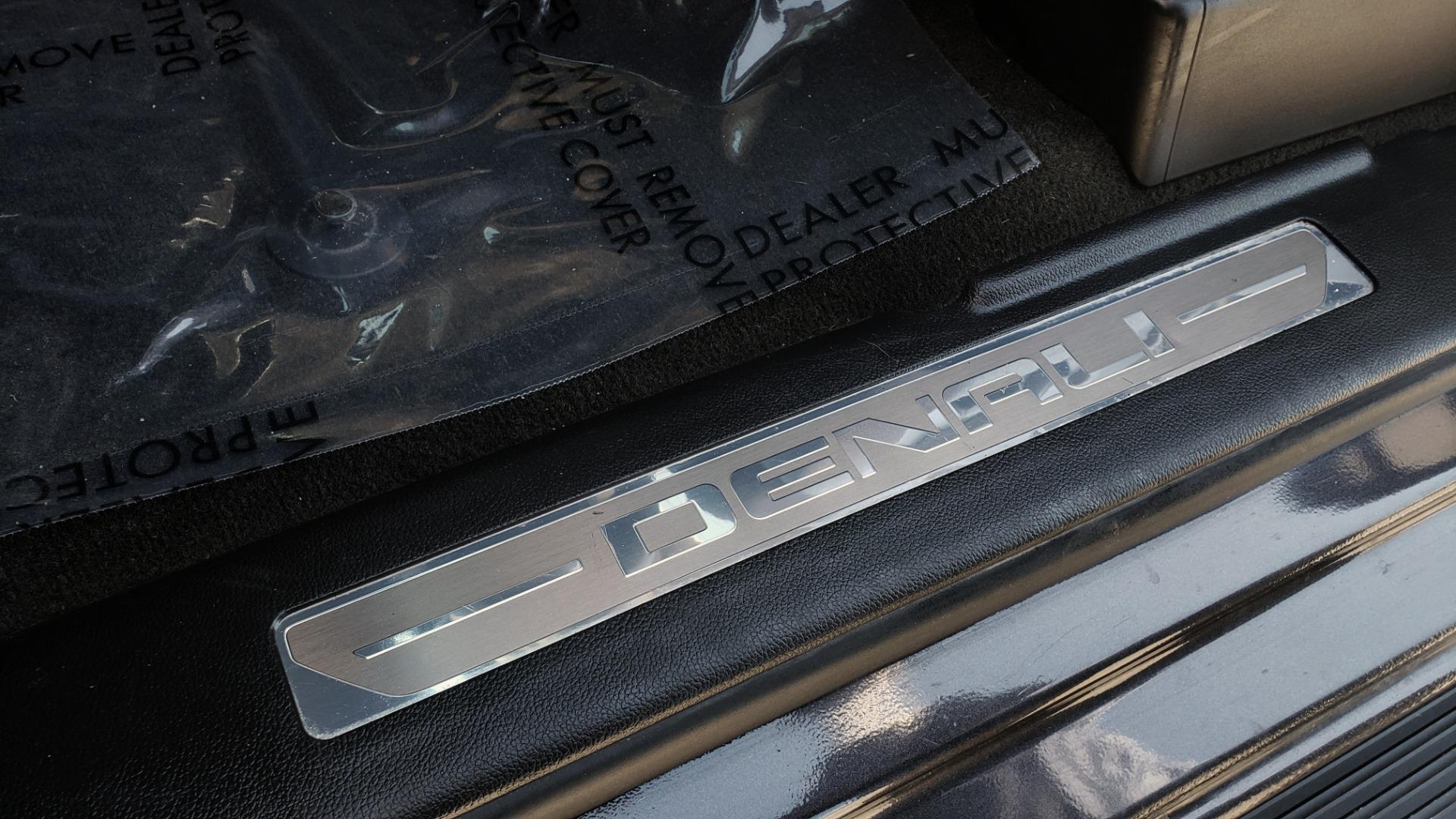 Used 2015 GMC SIERRA 2500HD DENALI 4WD CREWCAB / 6.6L DURAMAX / 6-SPD AUTO / NAV / BOSE for sale $50,995 at Formula Imports in Charlotte NC 28227 43