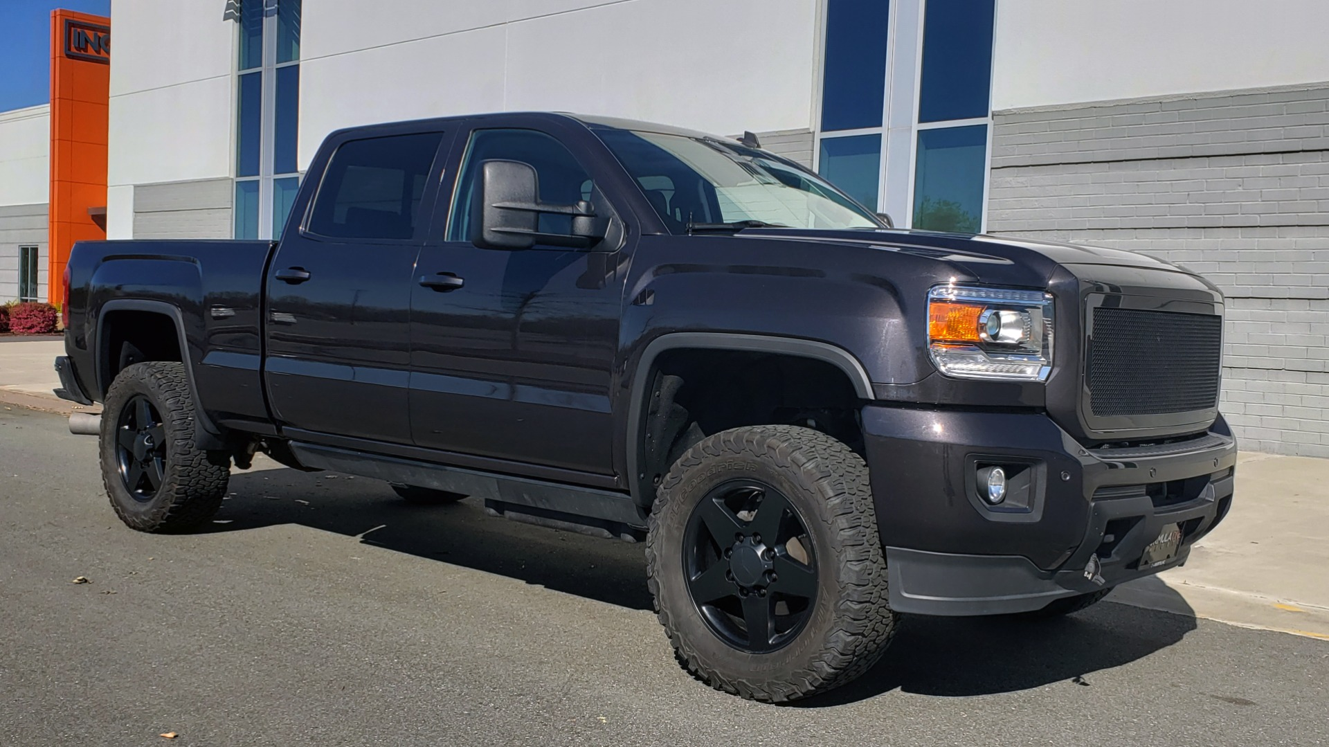 Used 2015 GMC SIERRA 2500HD DENALI 4WD CREWCAB / 6.6L DURAMAX / 6-SPD AUTO / NAV / BOSE for sale $50,995 at Formula Imports in Charlotte NC 28227 5