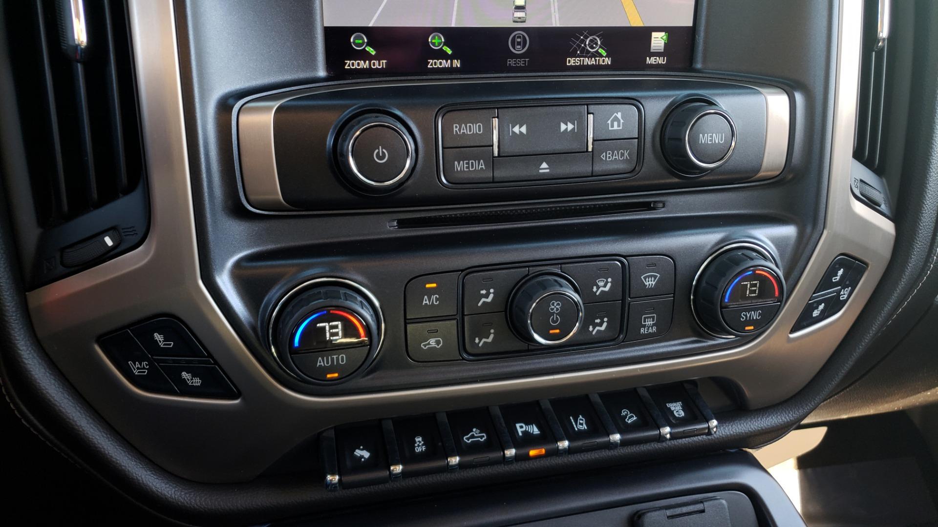 Used 2015 GMC SIERRA 2500HD DENALI 4WD CREWCAB / 6.6L DURAMAX / 6-SPD AUTO / NAV / BOSE for sale $50,995 at Formula Imports in Charlotte NC 28227 57