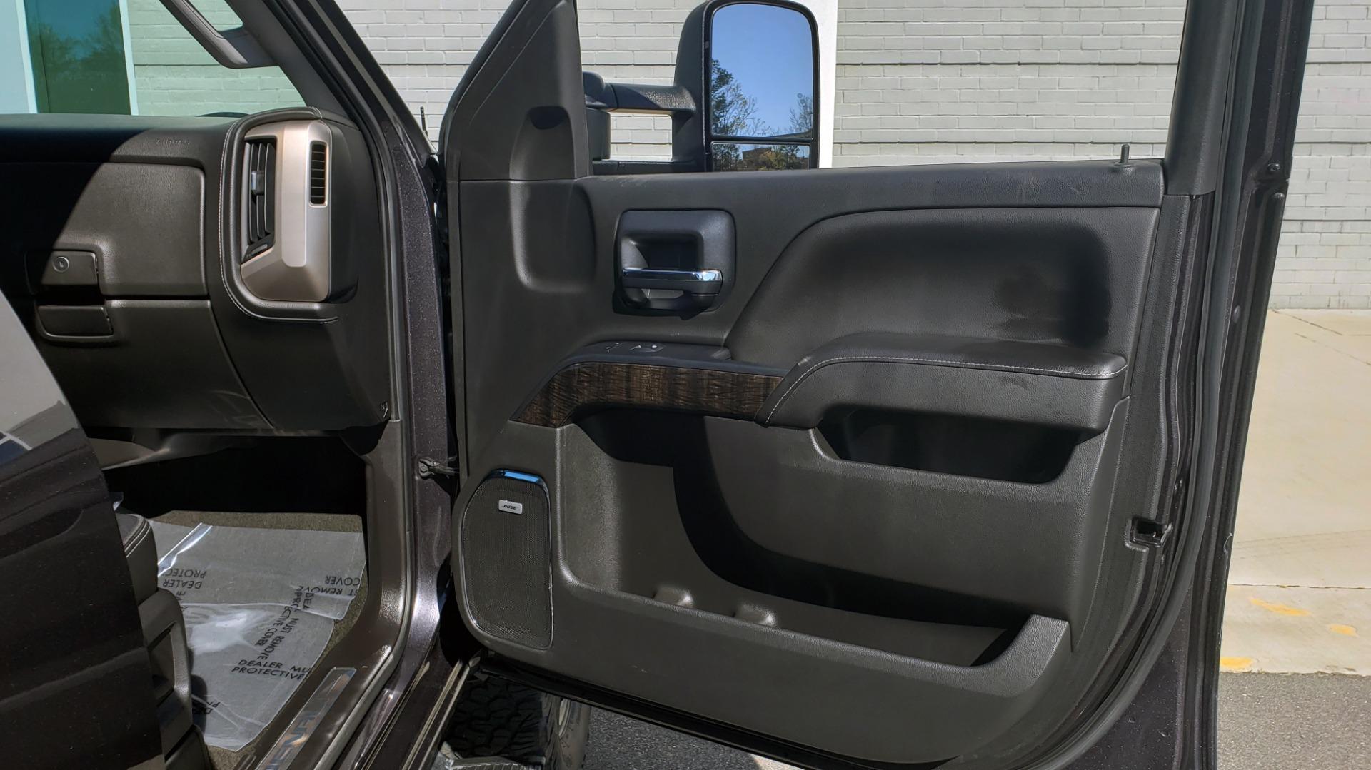 Used 2015 GMC SIERRA 2500HD DENALI 4WD CREWCAB / 6.6L DURAMAX / 6-SPD AUTO / NAV / BOSE for sale $50,995 at Formula Imports in Charlotte NC 28227 74