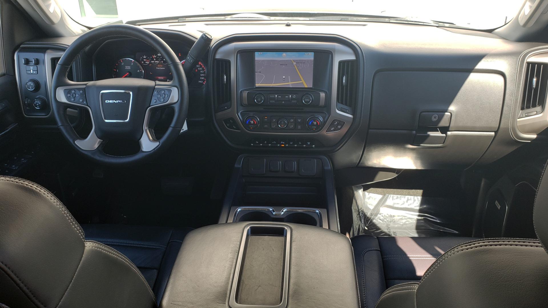 Used 2015 GMC SIERRA 2500HD DENALI 4WD CREWCAB / 6.6L DURAMAX / 6-SPD AUTO / NAV / BOSE for sale $50,995 at Formula Imports in Charlotte NC 28227 86