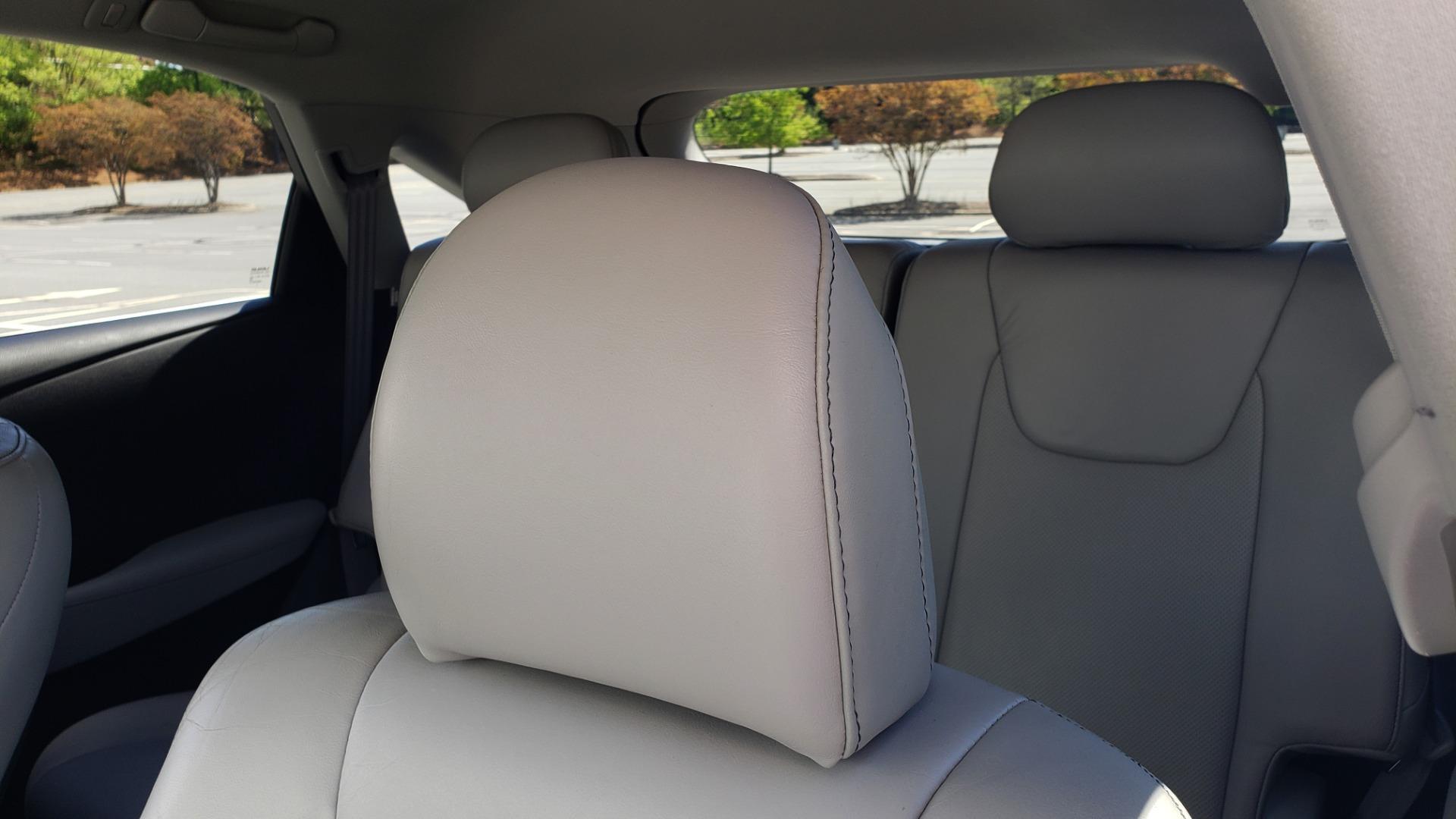 Used 2015 Lexus RX 450H AWD / PREM PKG / NAV / PARK ASST / HUD / BLIND SPOT MONITOR for sale Sold at Formula Imports in Charlotte NC 28227 37