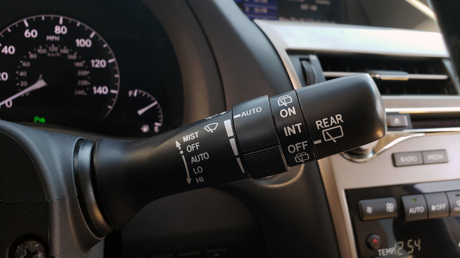 Used 2015 Lexus RX 450H AWD / PREM PKG / NAV / PARK ASST / HUD / BLIND SPOT MONITOR for sale Sold at Formula Imports in Charlotte NC 28227 47