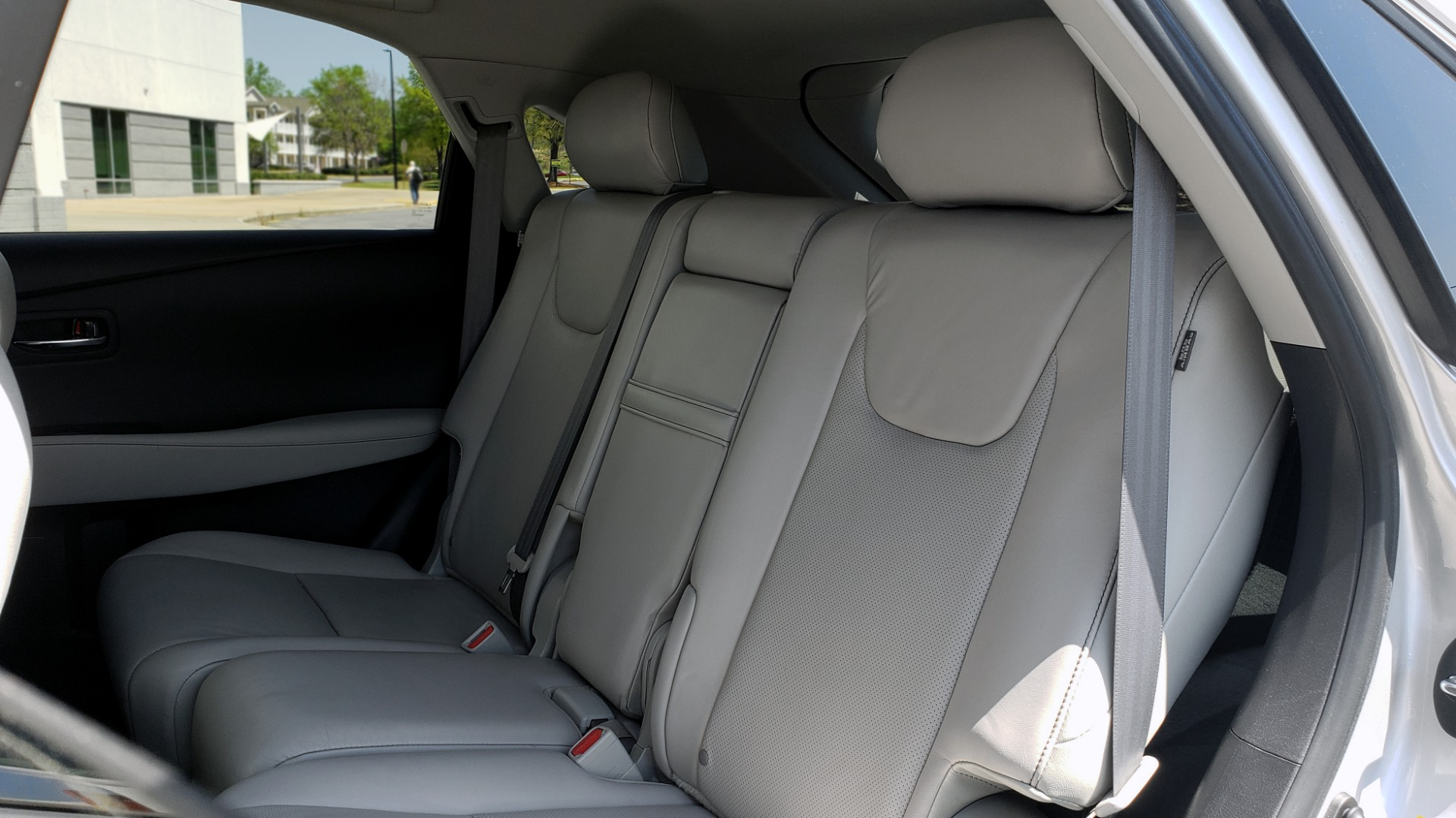 Used 2015 Lexus RX 450H AWD / PREM PKG / NAV / PARK ASST / HUD / BLIND SPOT MONITOR for sale Sold at Formula Imports in Charlotte NC 28227 67
