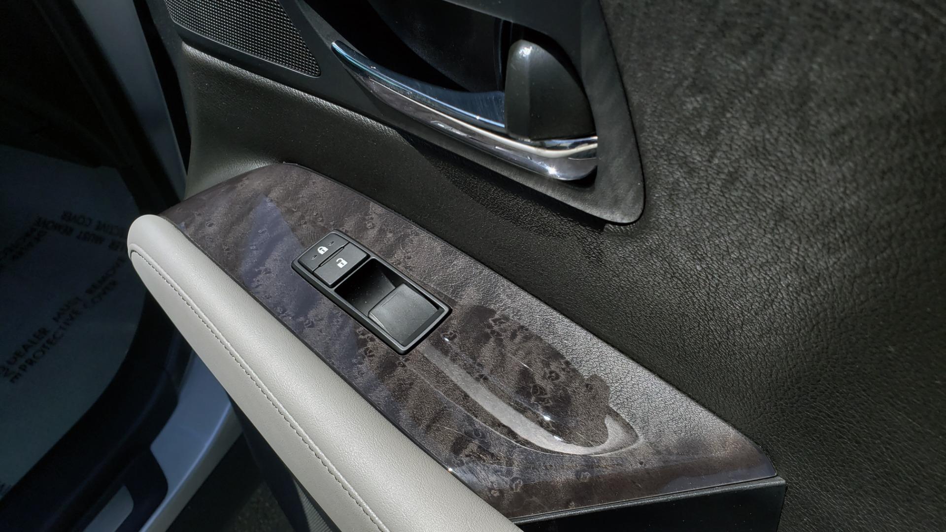 Used 2015 Lexus RX 450H AWD / PREM PKG / NAV / PARK ASST / HUD / BLIND SPOT MONITOR for sale Sold at Formula Imports in Charlotte NC 28227 69
