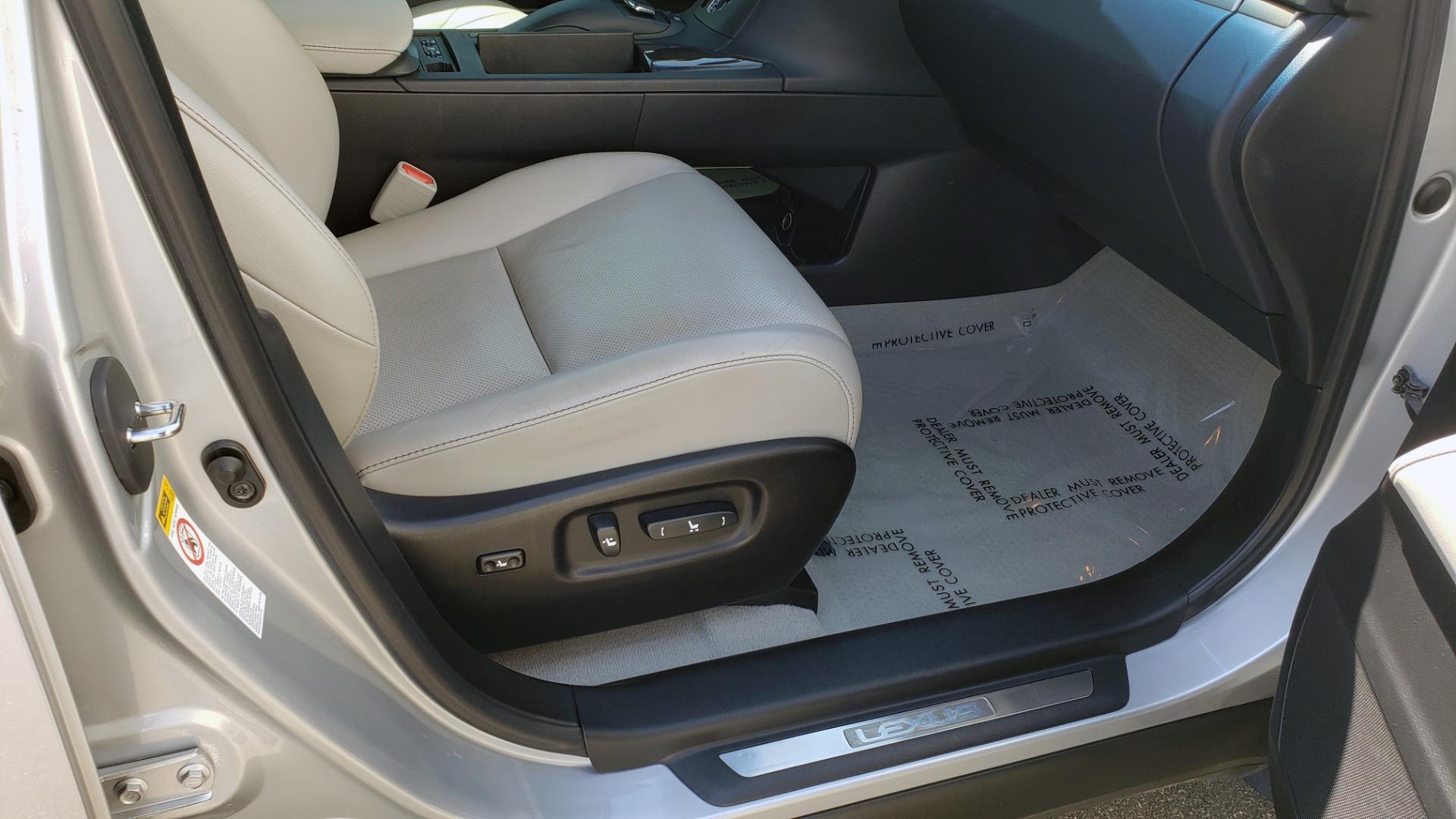 Used 2015 Lexus RX 450H AWD / PREM PKG / NAV / PARK ASST / HUD / BLIND SPOT MONITOR for sale Sold at Formula Imports in Charlotte NC 28227 70