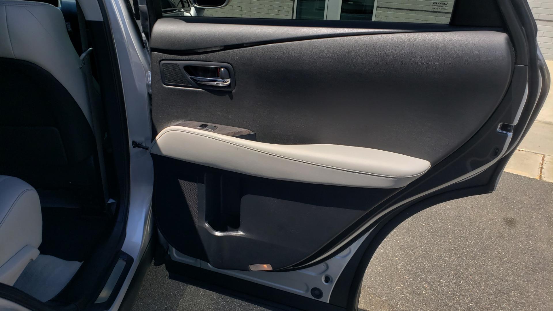 Used 2015 Lexus RX 450H AWD / PREM PKG / NAV / PARK ASST / HUD / BLIND SPOT MONITOR for sale Sold at Formula Imports in Charlotte NC 28227 75
