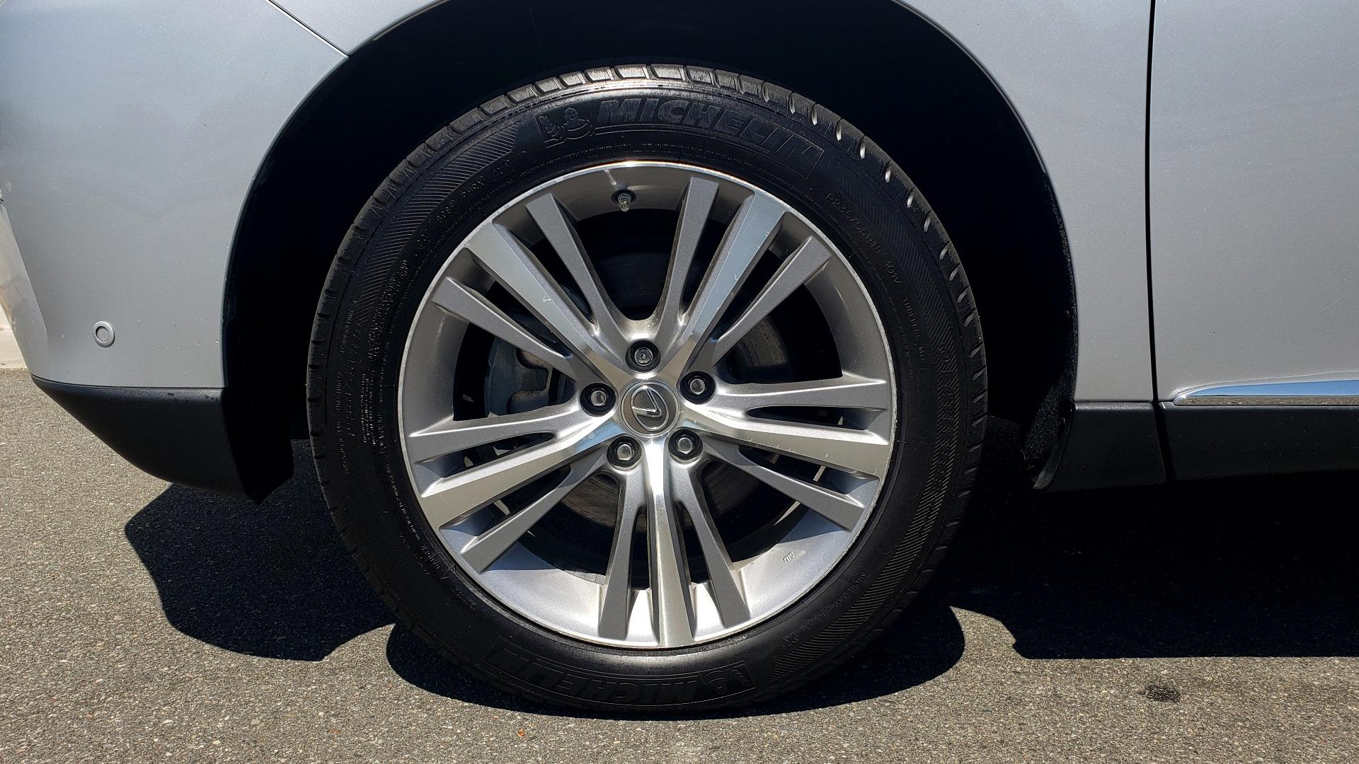 Used 2015 Lexus RX 450H AWD / PREM PKG / NAV / PARK ASST / HUD / BLIND SPOT MONITOR for sale Sold at Formula Imports in Charlotte NC 28227 83