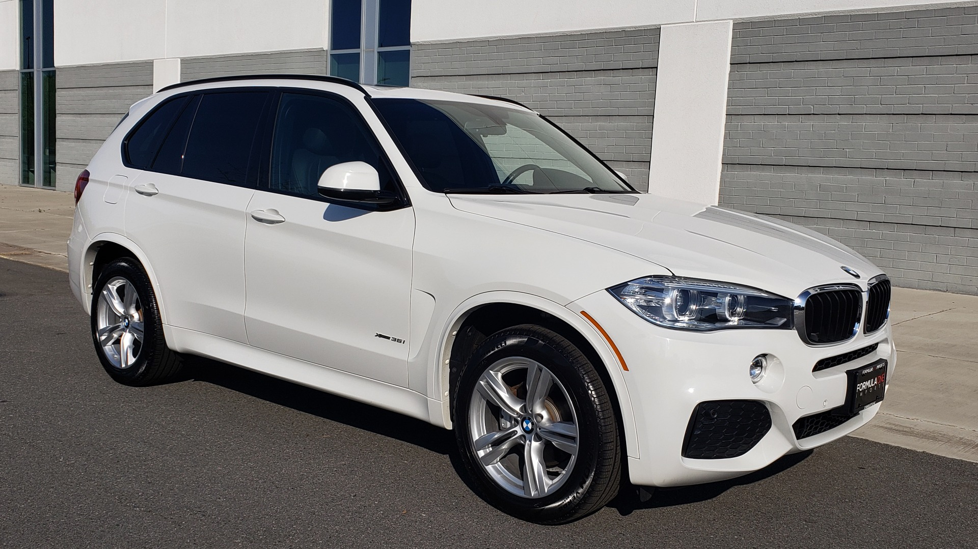 Used 2018 BMW X5 XDRIVE35I / M-SPORT / NAV / SUNROOF / H/K SND / REARVIEW for sale Sold at Formula Imports in Charlotte NC 28227 2