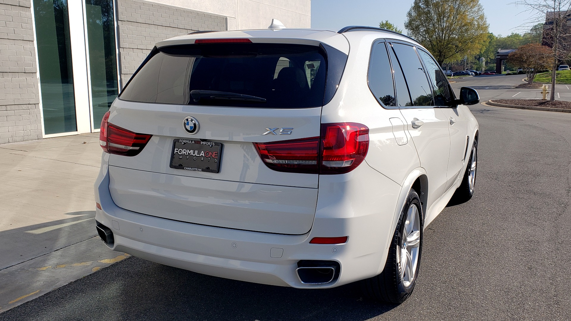 Used 2018 BMW X5 XDRIVE35I / M-SPORT / NAV / SUNROOF / H/K SND / REARVIEW for sale Sold at Formula Imports in Charlotte NC 28227 4