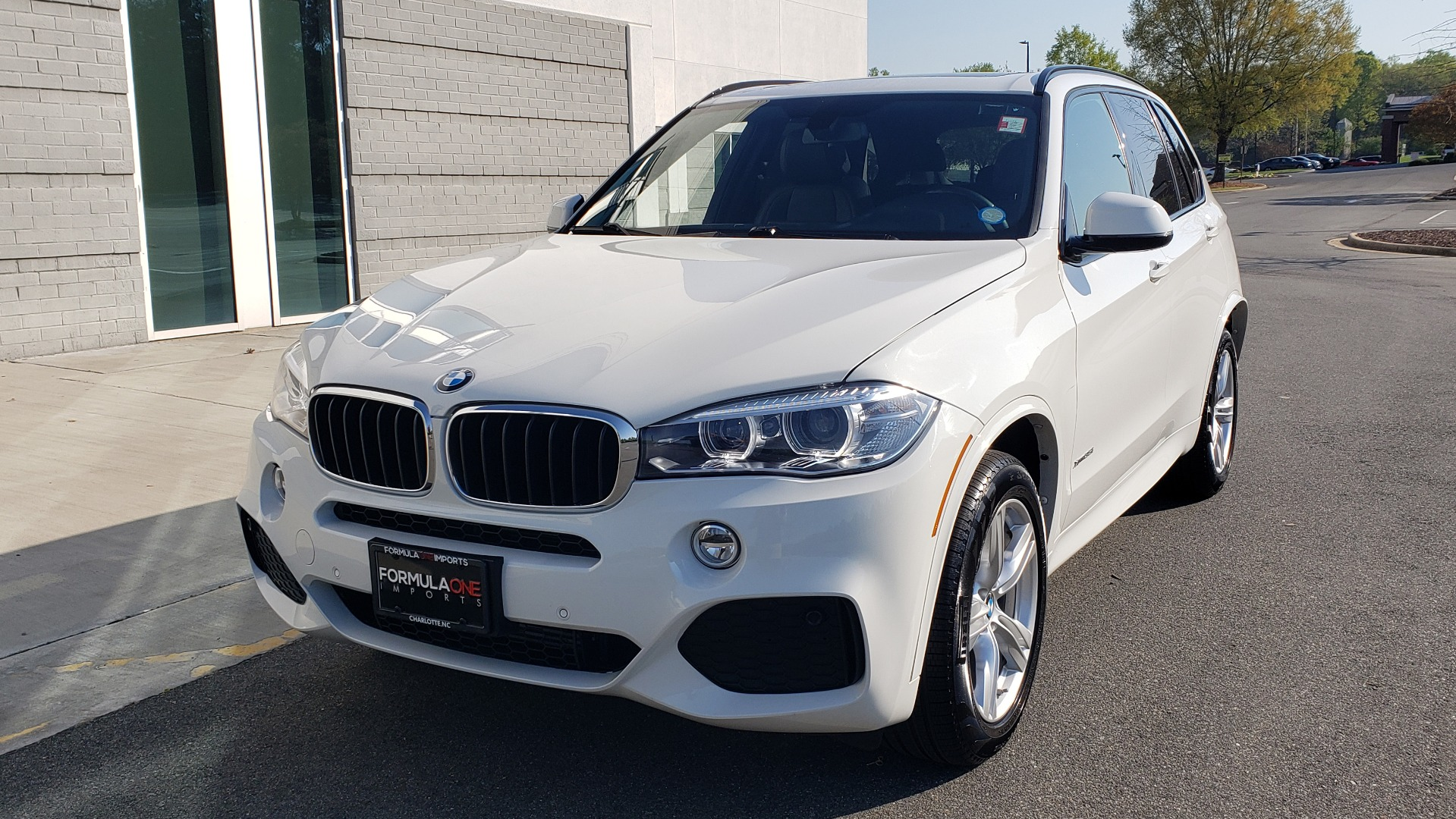 Used 2018 BMW X5 XDRIVE35I / M-SPORT / NAV / SUNROOF / H/K SND / REARVIEW for sale Sold at Formula Imports in Charlotte NC 28227 5